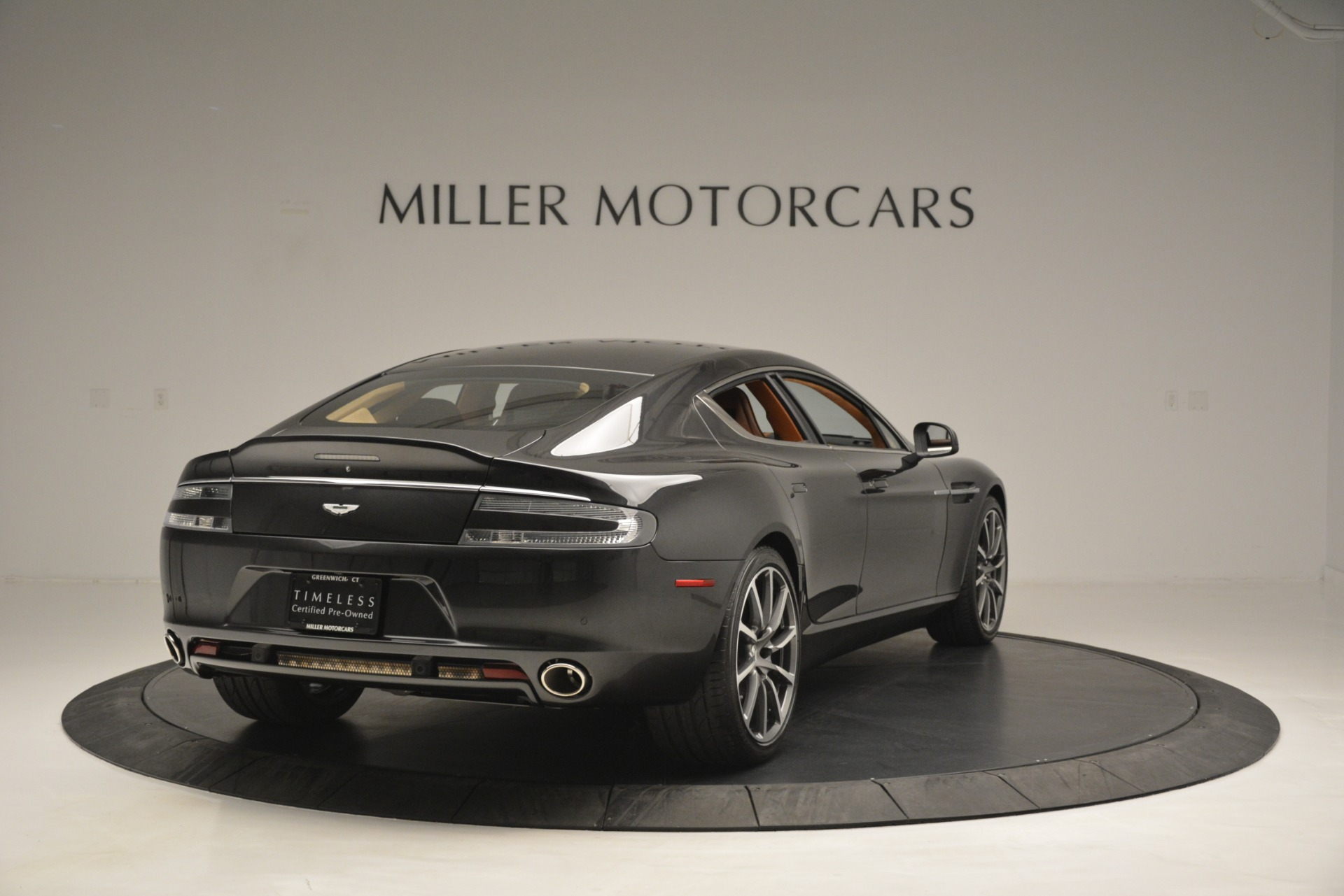 Used 2016 Aston Martin Rapide S  For Sale In Greenwich, CT 2967_p7