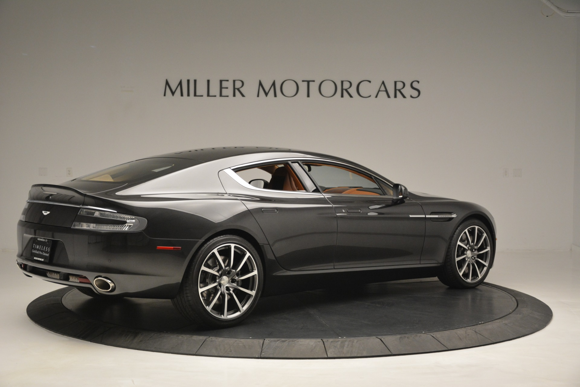 Used 2016 Aston Martin Rapide S  For Sale In Greenwich, CT 2967_p8