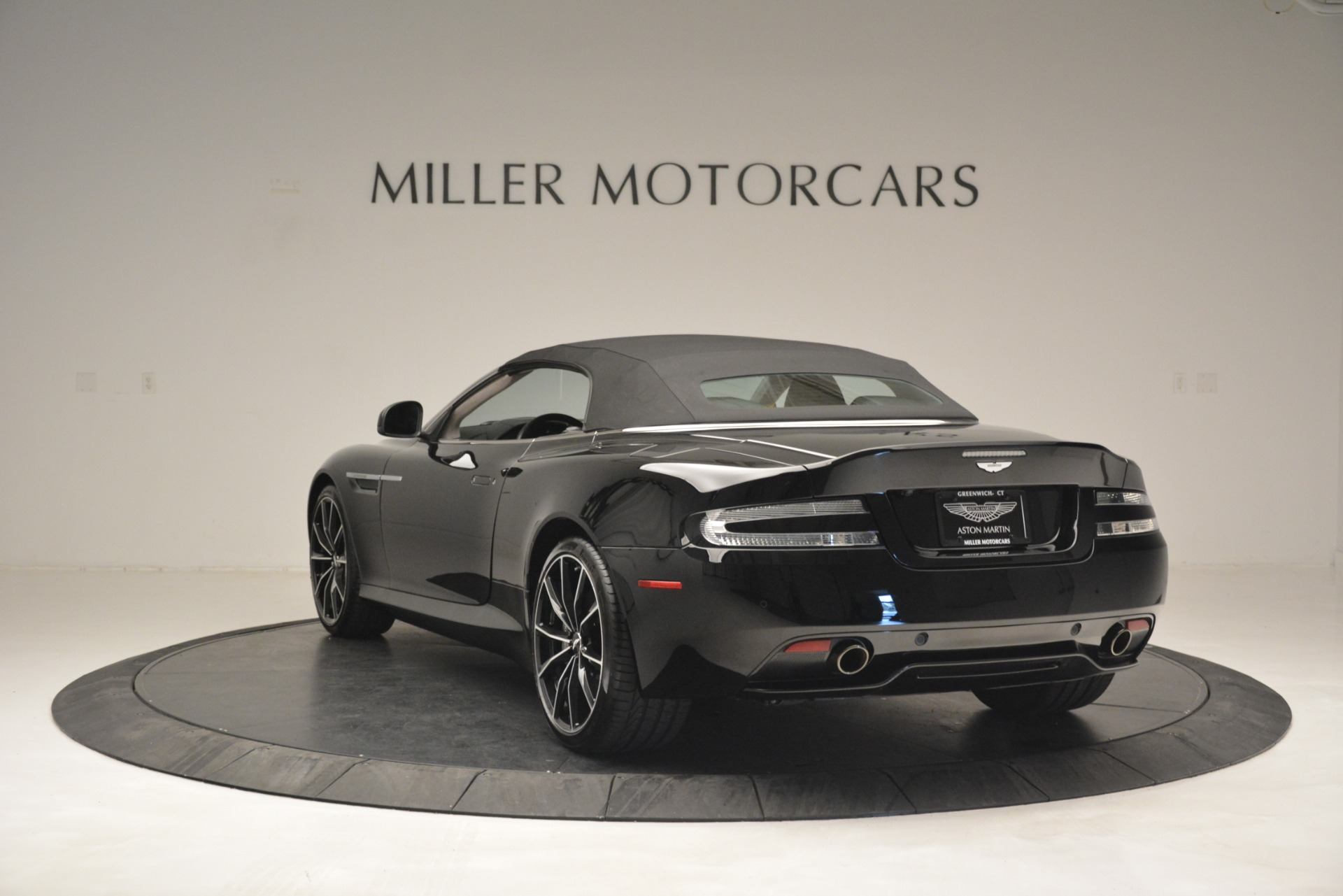 Used 2016 Aston Martin DB9 Convertible For Sale In Greenwich, CT 2971_p27