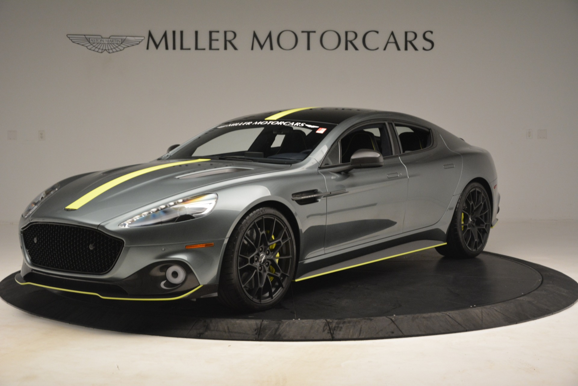 New 2019 Aston Martin Rapide V12 AMR For Sale In Greenwich, CT