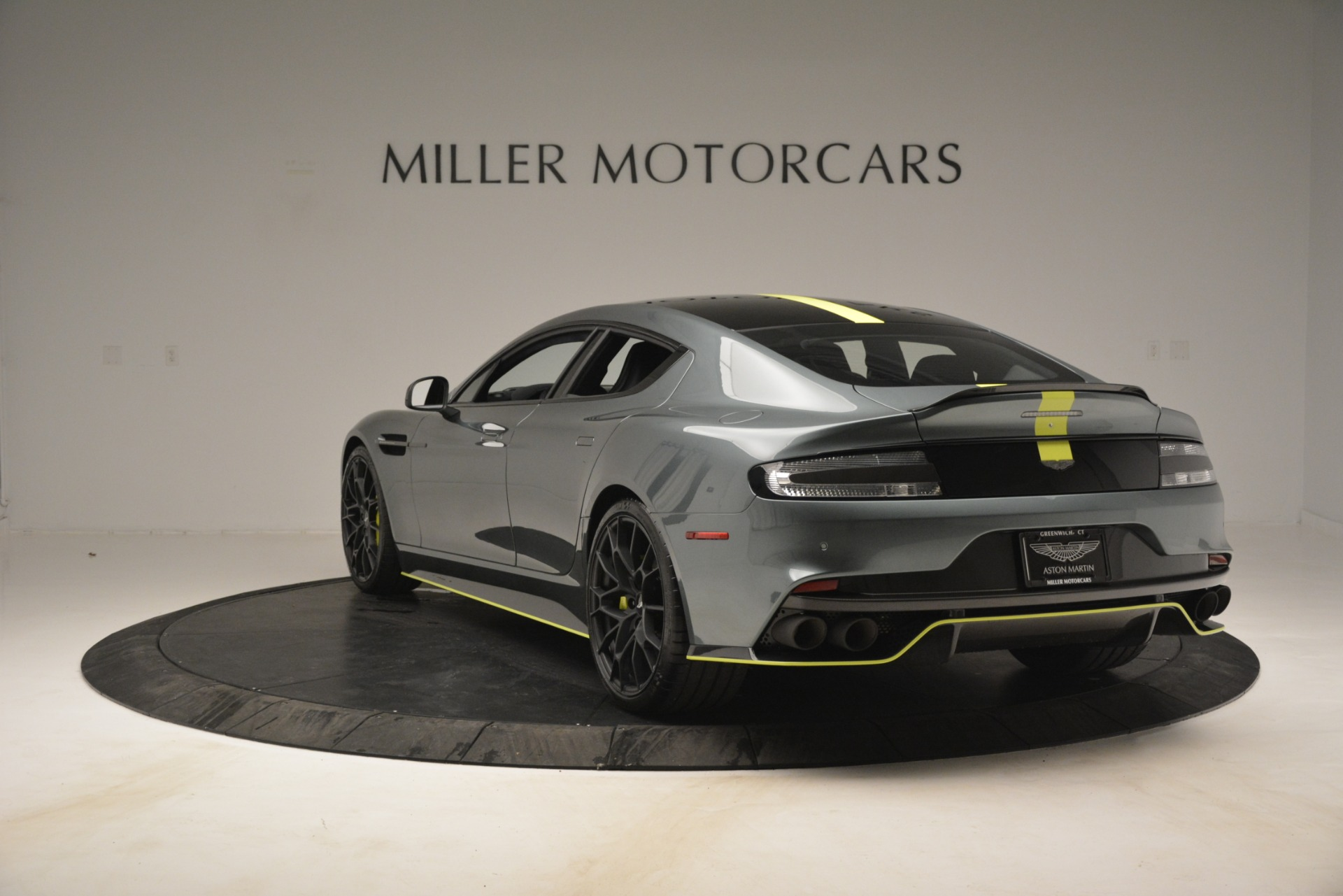 New 2019 Aston Martin Rapide V12 AMR For Sale In Greenwich, CT 2975_p5
