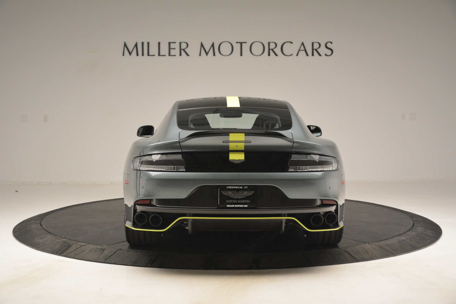New 2019 Aston Martin Rapide V12 AMR For Sale In Greenwich, CT 2975_p6