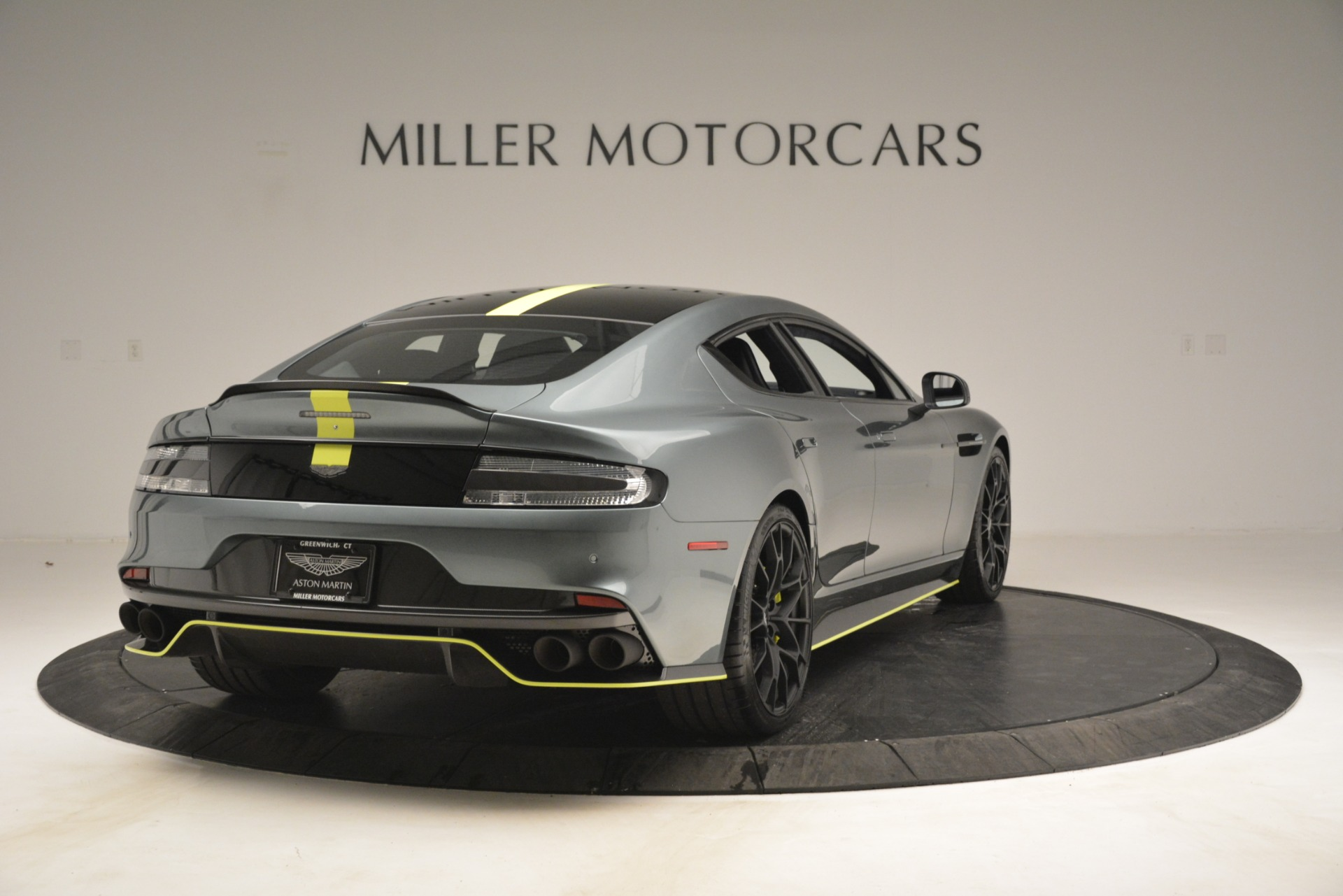 New 2019 Aston Martin Rapide V12 AMR For Sale In Greenwich, CT 2975_p7