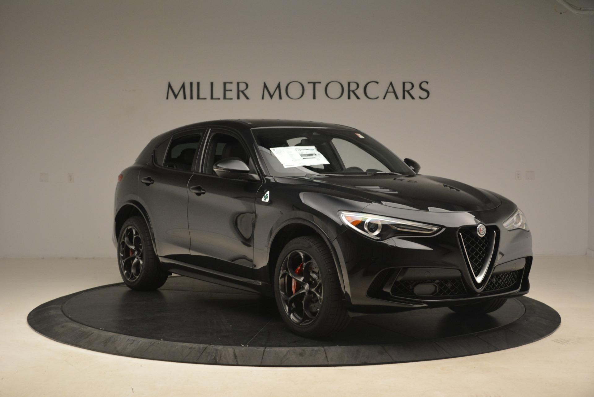 New 2019 Alfa Romeo Stelvio Quadrifoglio For Sale In Greenwich, CT 2976_p11
