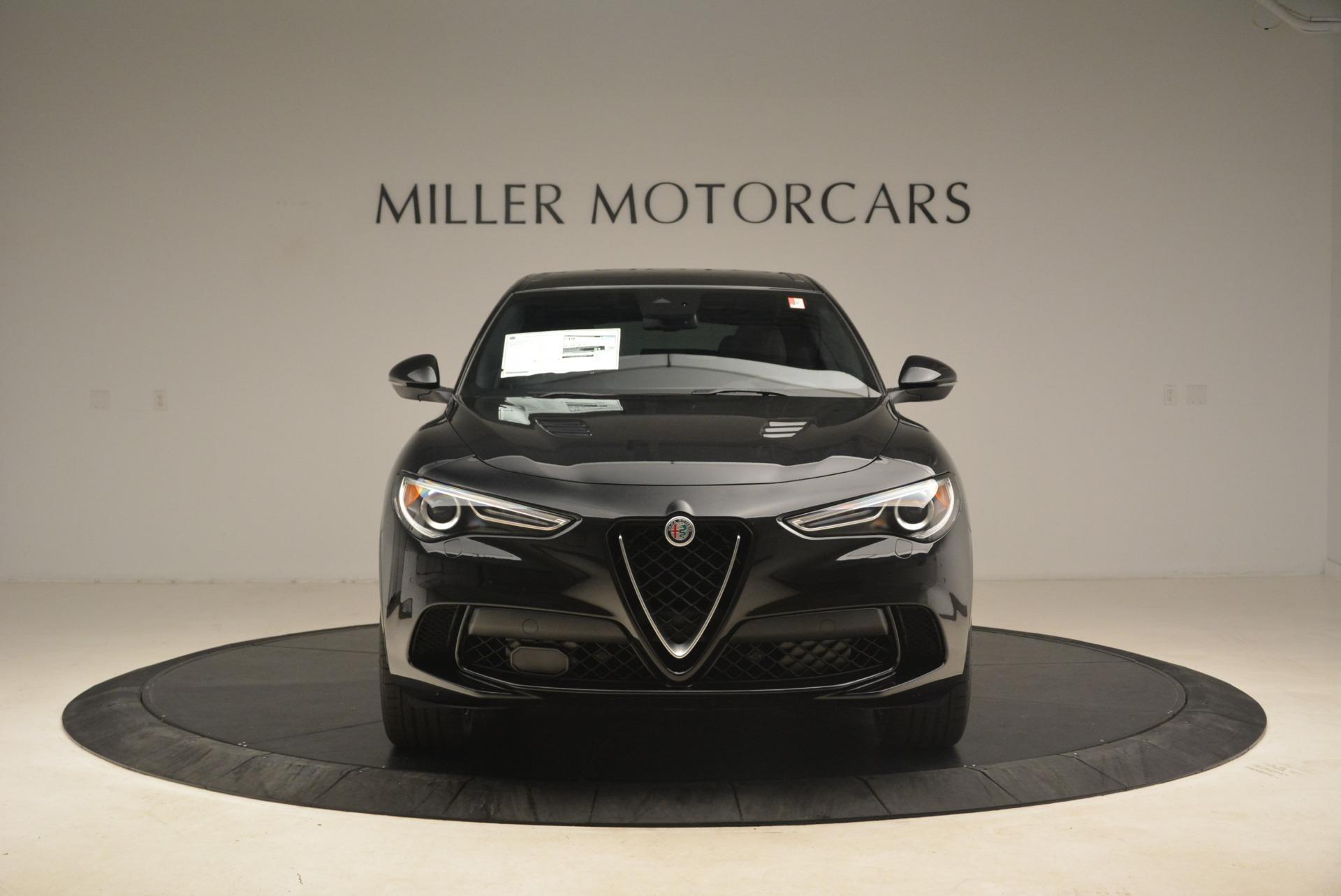 New 2019 Alfa Romeo Stelvio Quadrifoglio For Sale In Greenwich, CT 2976_p12