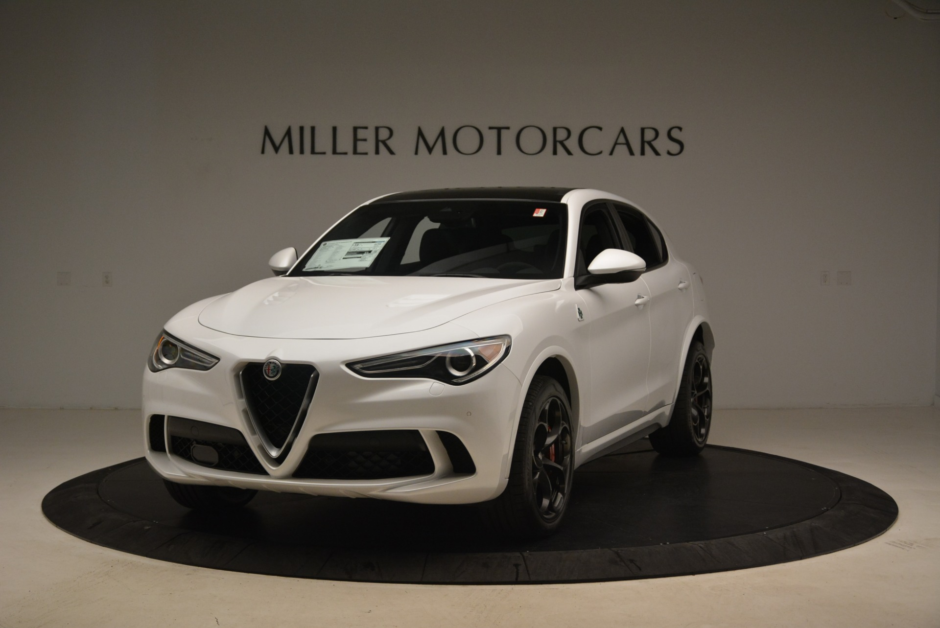 Used 2019 Alfa Romeo Stelvio Quadrifoglio For Sale In Greenwich, CT 2977_main