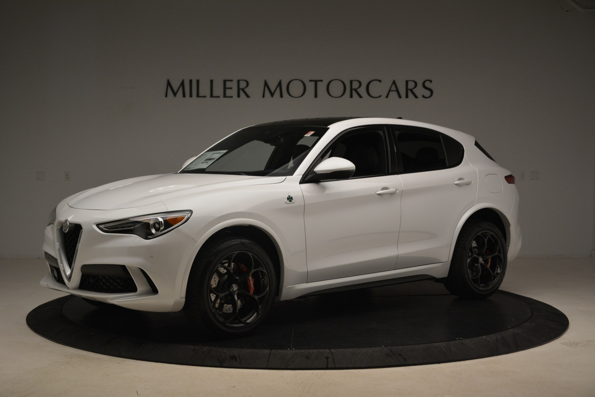 Used 2019 Alfa Romeo Stelvio Quadrifoglio For Sale In Greenwich, CT 2977_p2