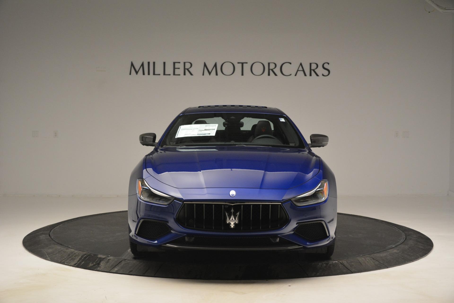 New 2019 Maserati Ghibli S Q4 GranSport For Sale In Greenwich, CT 2978_p12