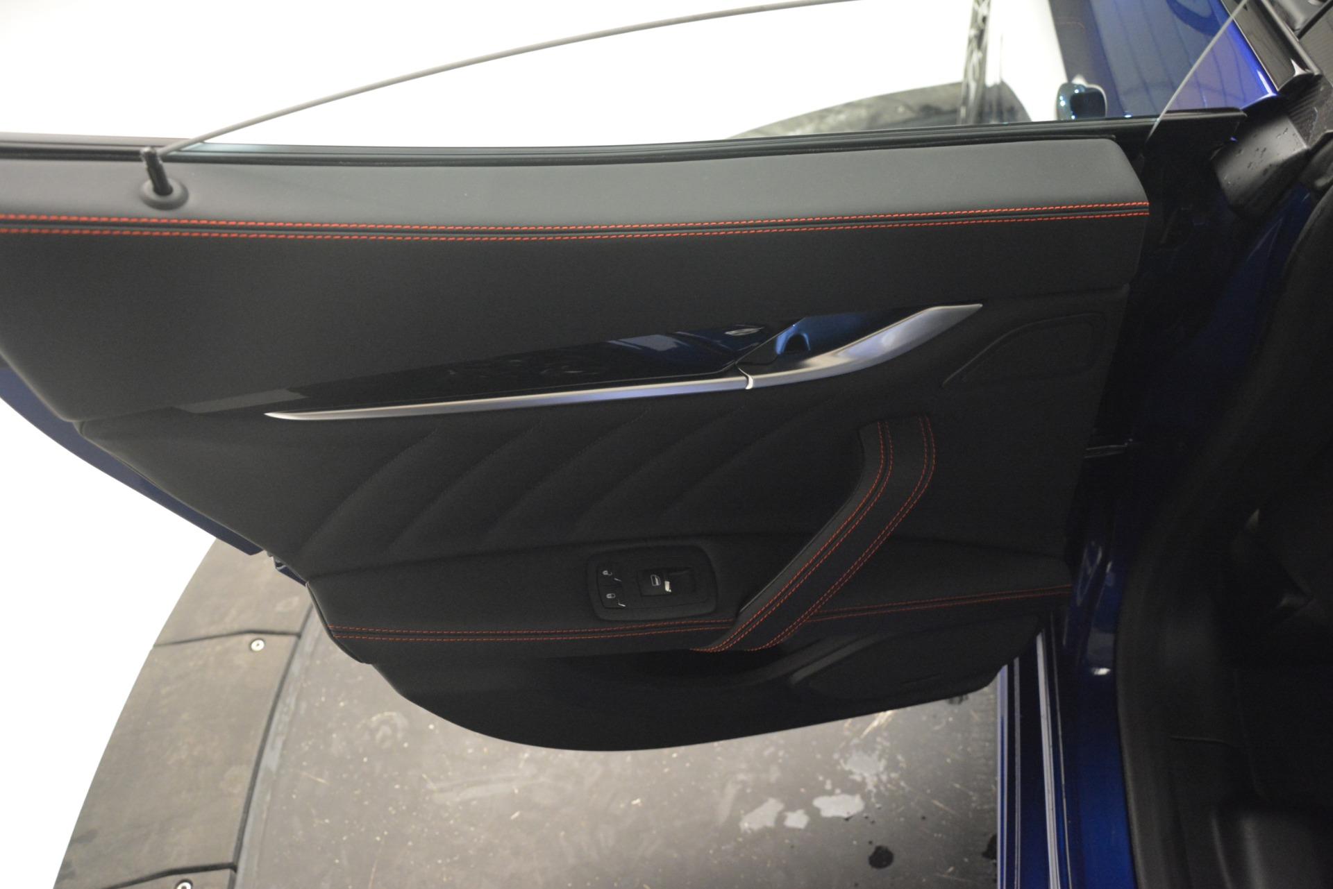 New 2019 Maserati Ghibli S Q4 GranSport For Sale In Greenwich, CT 2978_p19