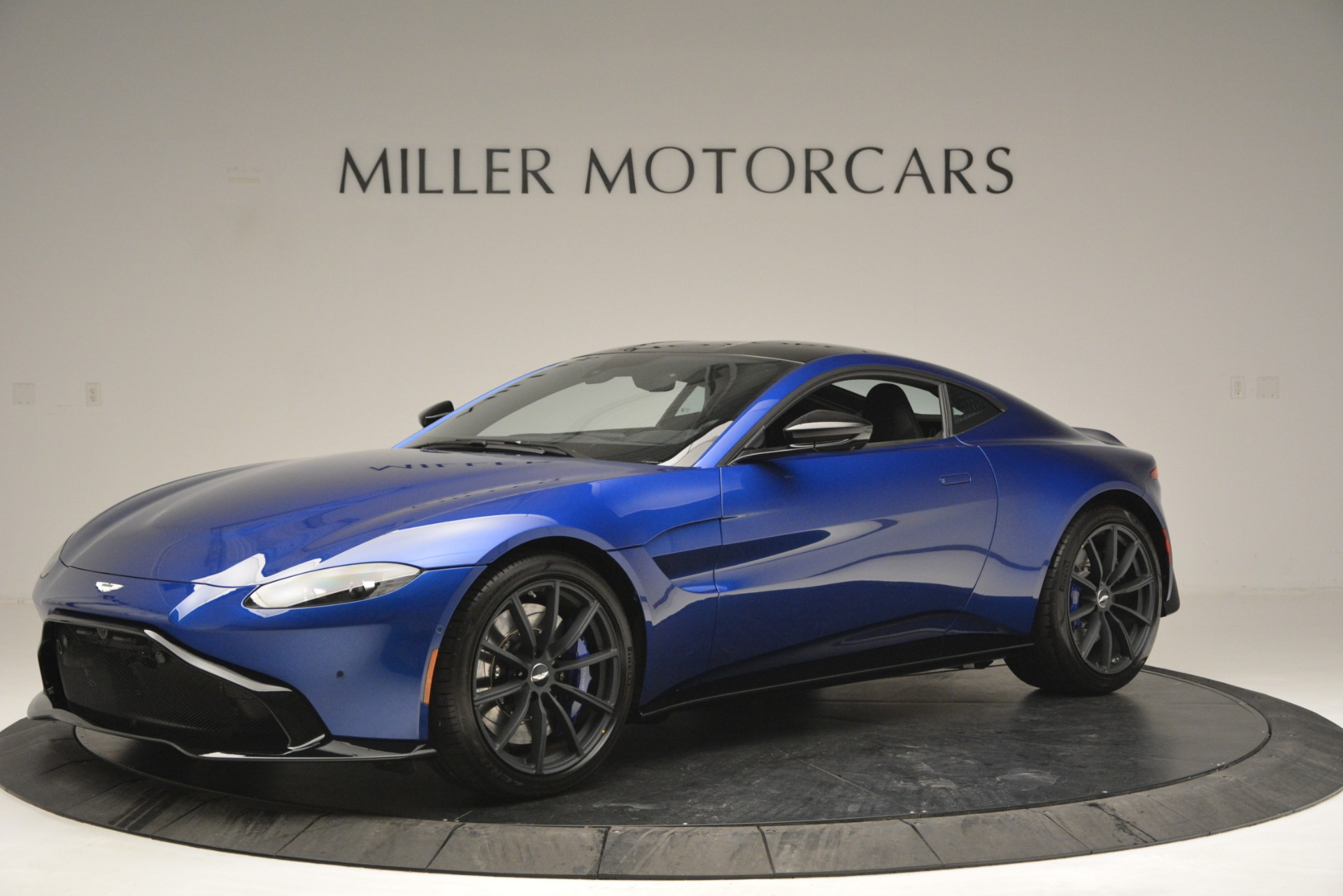 Used 2019 Aston Martin Vantage Coupe For Sale In Greenwich, CT 2981_main