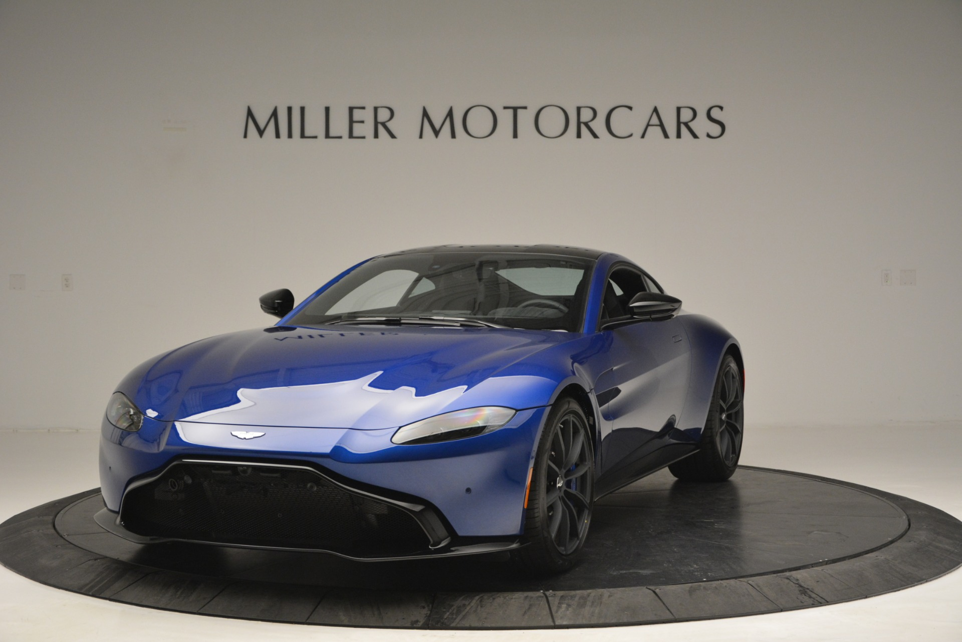 Used 2019 Aston Martin Vantage Coupe For Sale In Greenwich, CT 2981_p2