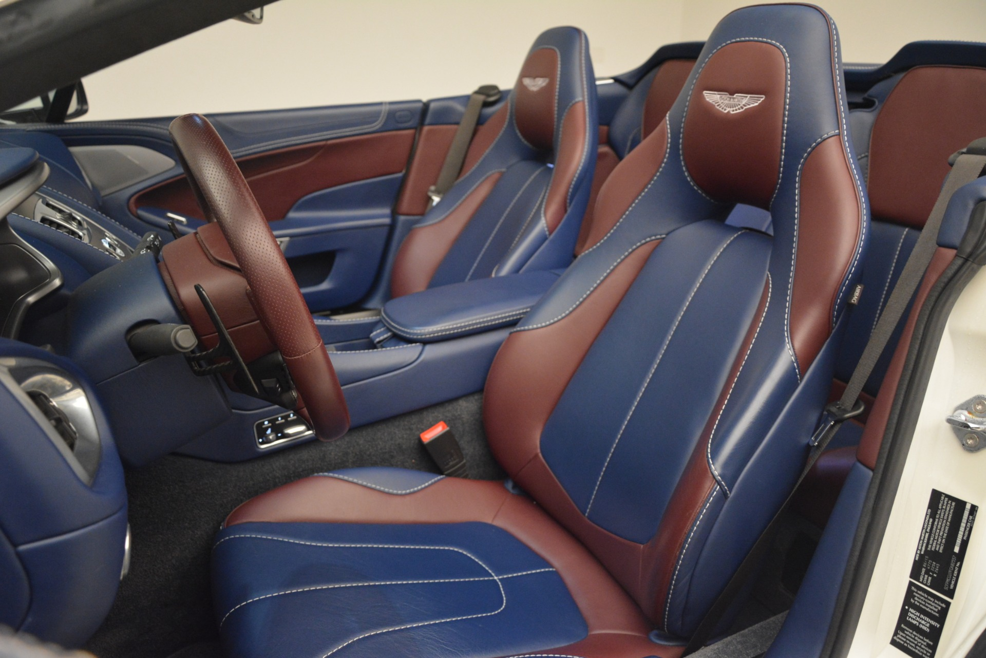 Used 2015 Aston Martin Vanquish Convertible For Sale In Greenwich, CT 2982_p22