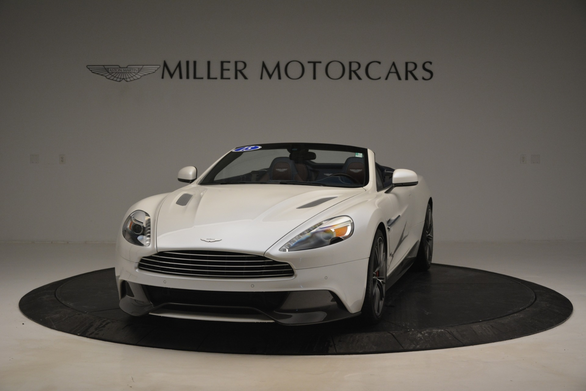 Used 2015 Aston Martin Vanquish Convertible For Sale In Greenwich, CT 2982_p2