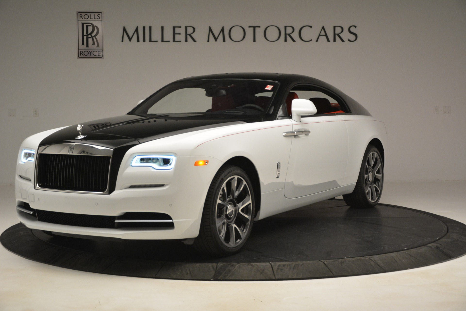 New 2019 Rolls-Royce Wraith  For Sale In Greenwich, CT 2987_p3