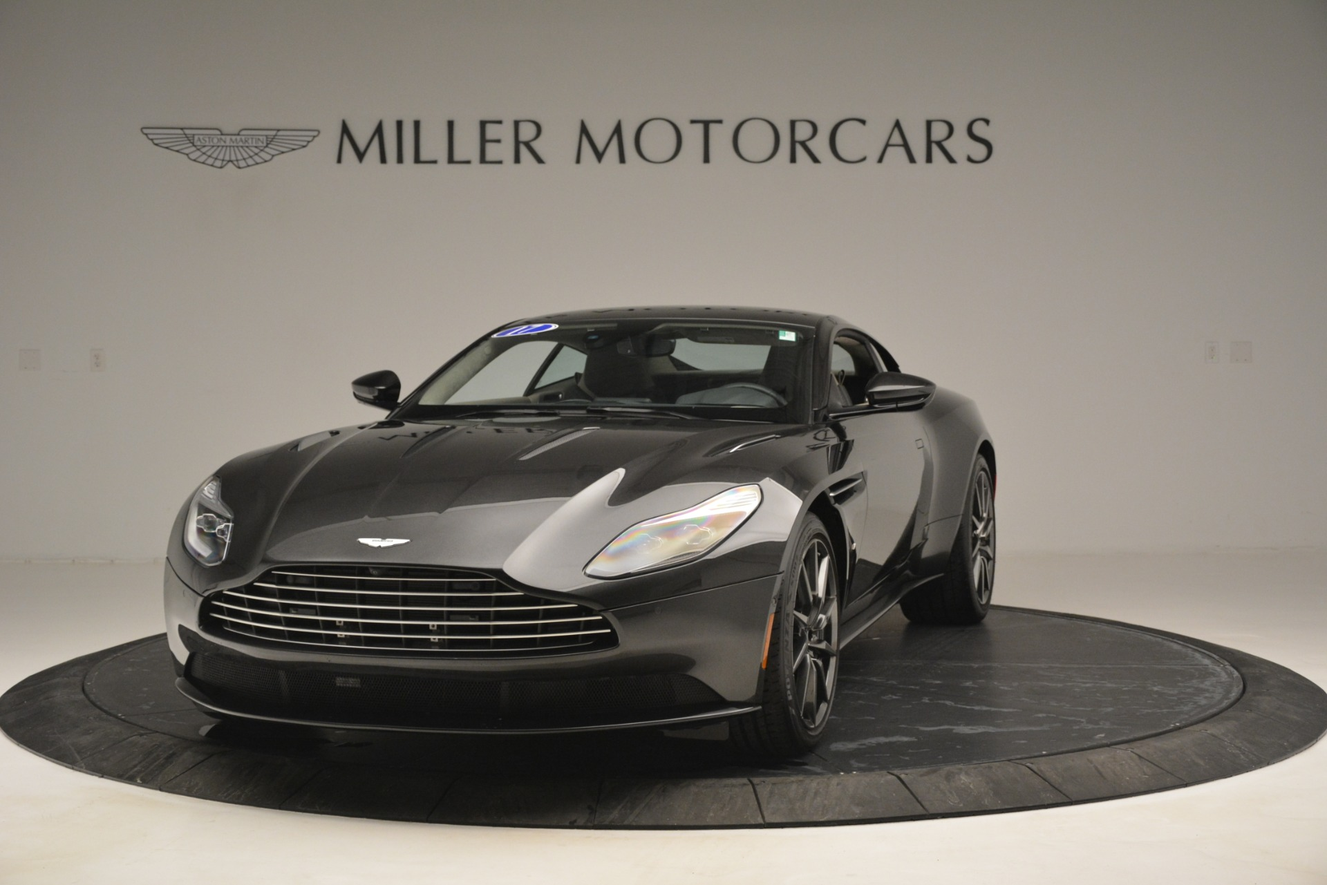 Used 2017 Aston Martin DB11 V12 Coupe For Sale In Greenwich, CT 2988_p2
