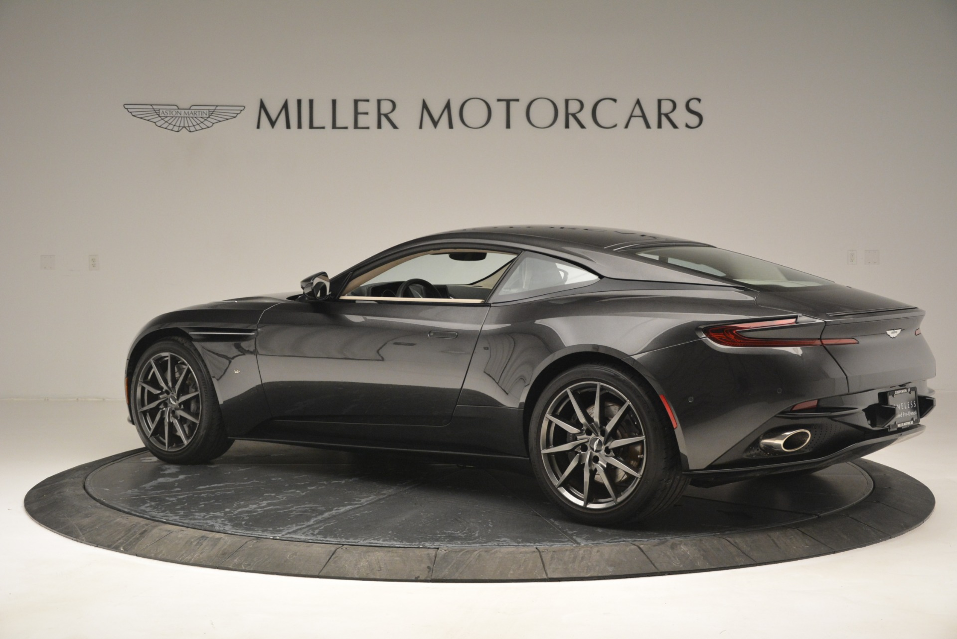 Used 2017 Aston Martin DB11 V12 Coupe For Sale In Greenwich, CT 2988_p4
