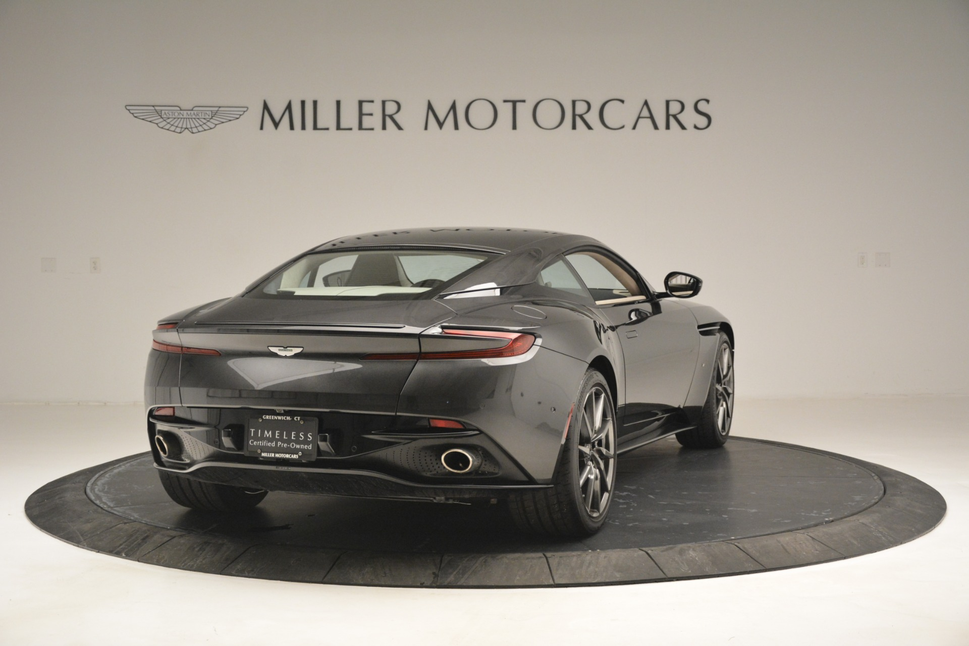 Used 2017 Aston Martin DB11 V12 Coupe For Sale In Greenwich, CT 2988_p7