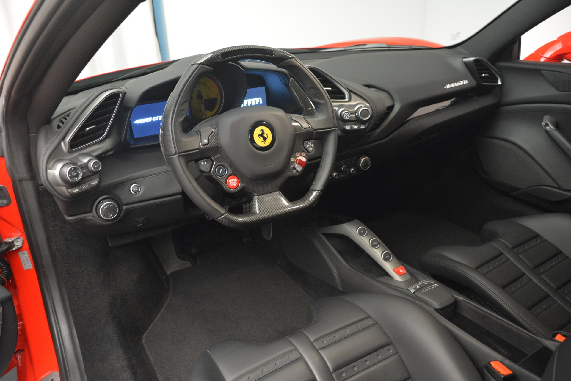 Used 2018 Ferrari 488 GTB  For Sale In Greenwich, CT 2991_p16