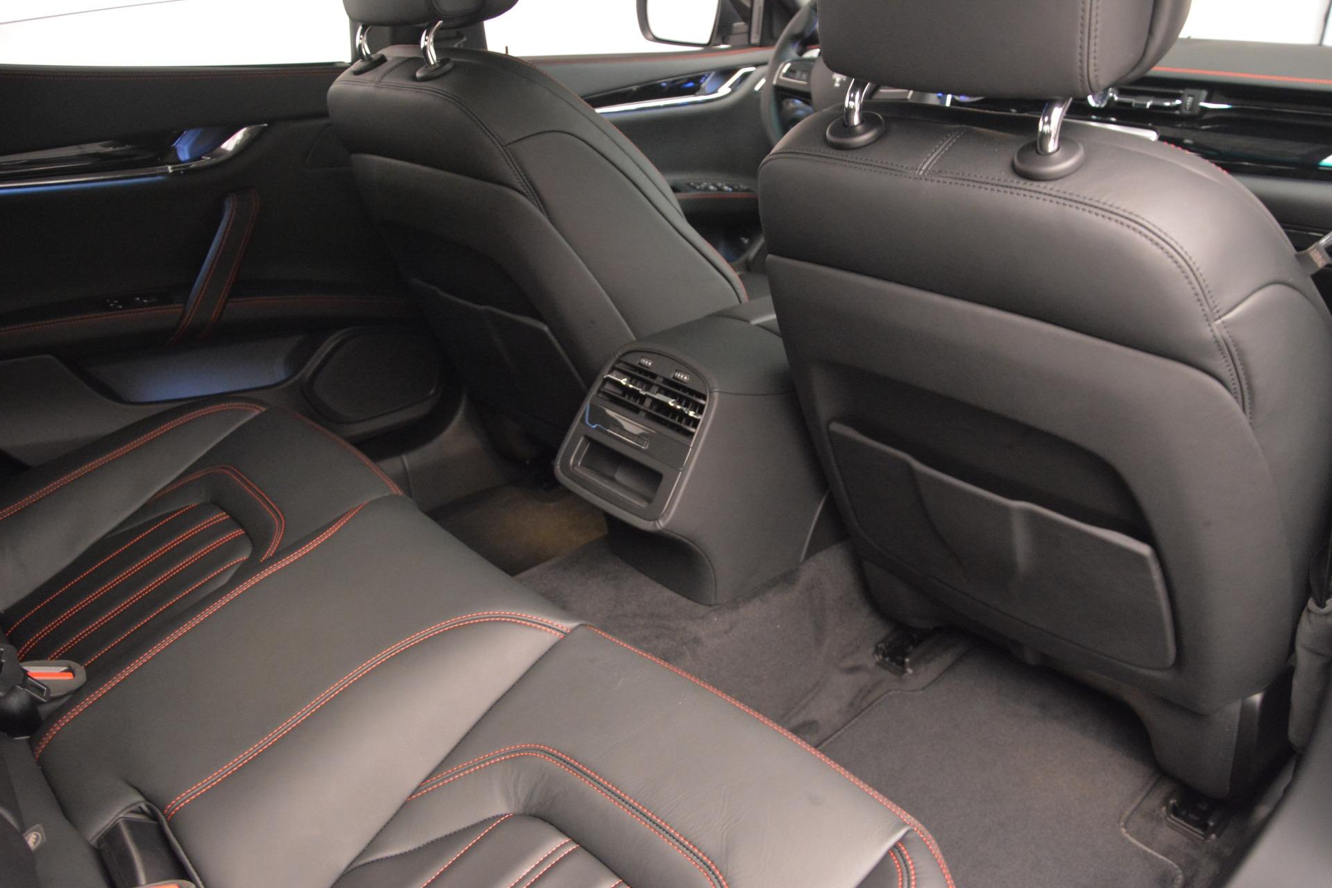 Used 2015 Maserati Quattroporte GTS For Sale In Greenwich, CT 2993_p22