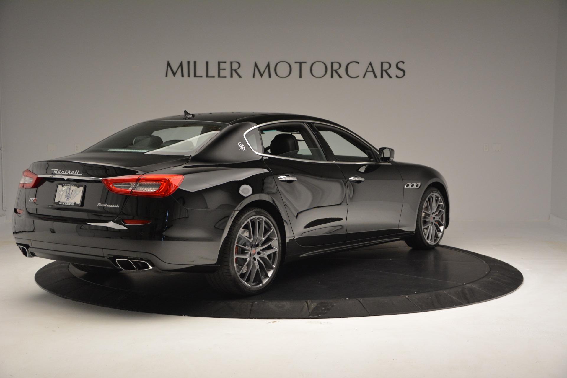 Used 2015 Maserati Quattroporte GTS For Sale In Greenwich, CT 2993_p7
