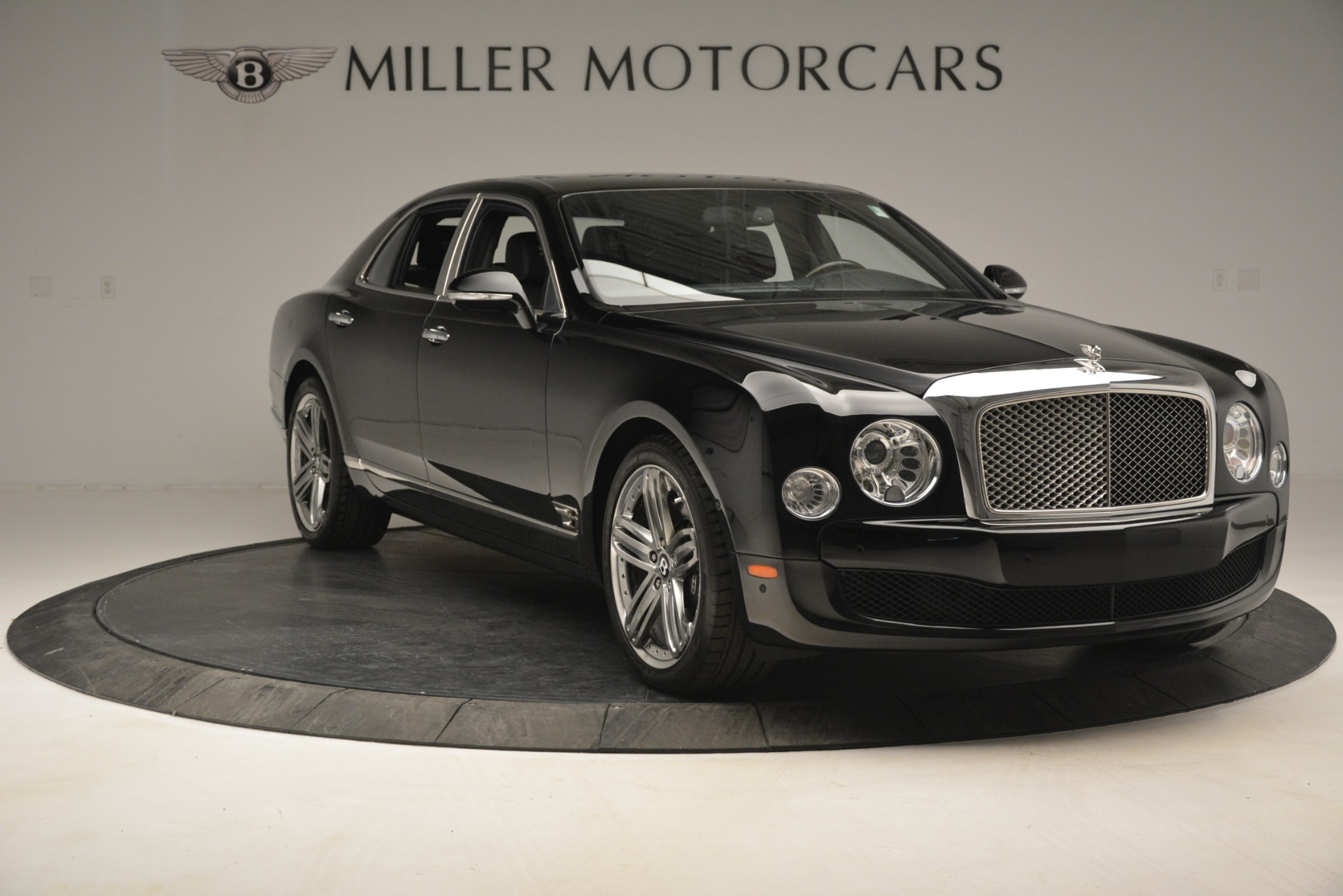 Used 2013 Bentley Mulsanne Le Mans Edition For Sale In Greenwich, CT 2995_p11