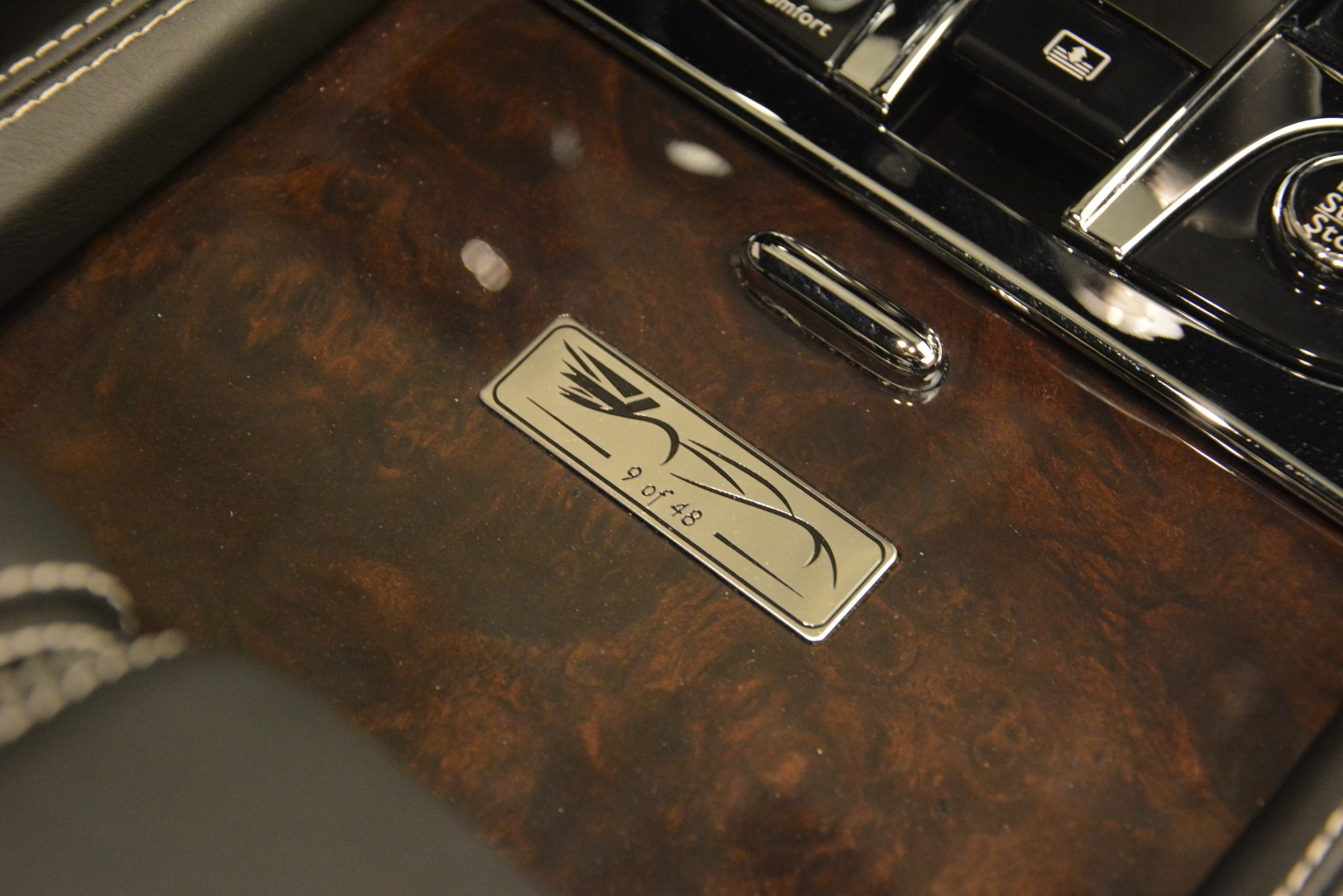 Used 2013 Bentley Mulsanne Le Mans Edition For Sale In Greenwich, CT 2995_p23