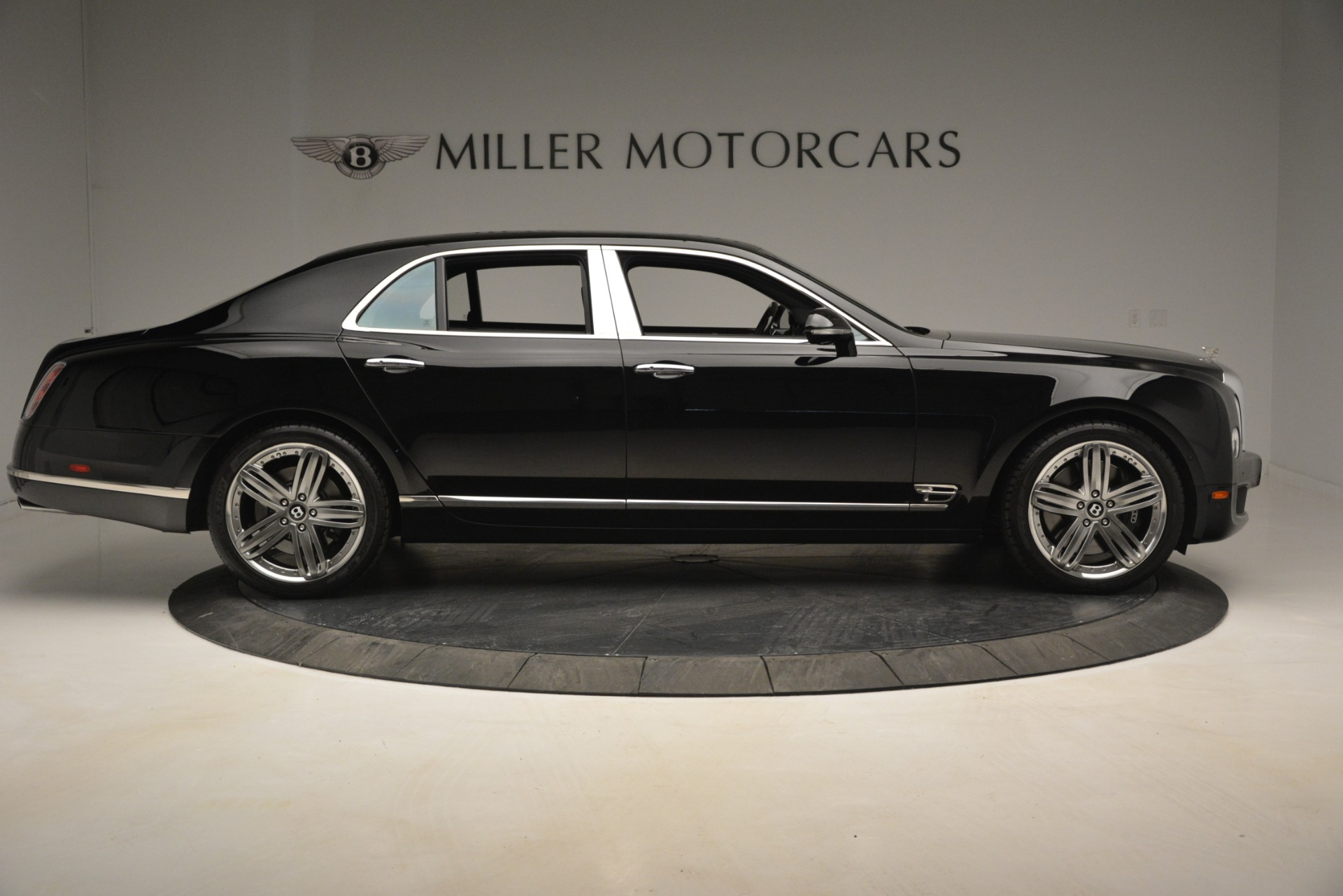 Used 2013 Bentley Mulsanne Le Mans Edition For Sale In Greenwich, CT 2995_p9