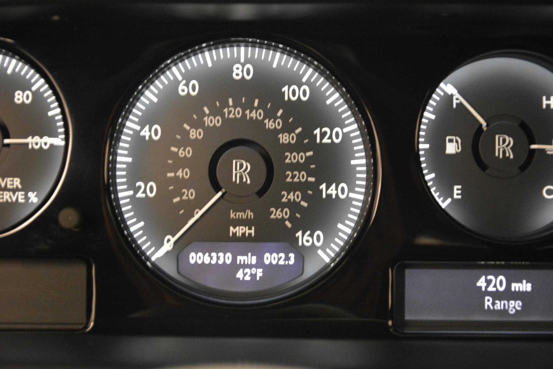 Used 2014 Rolls-Royce Phantom  For Sale In Greenwich, CT 2998_p30