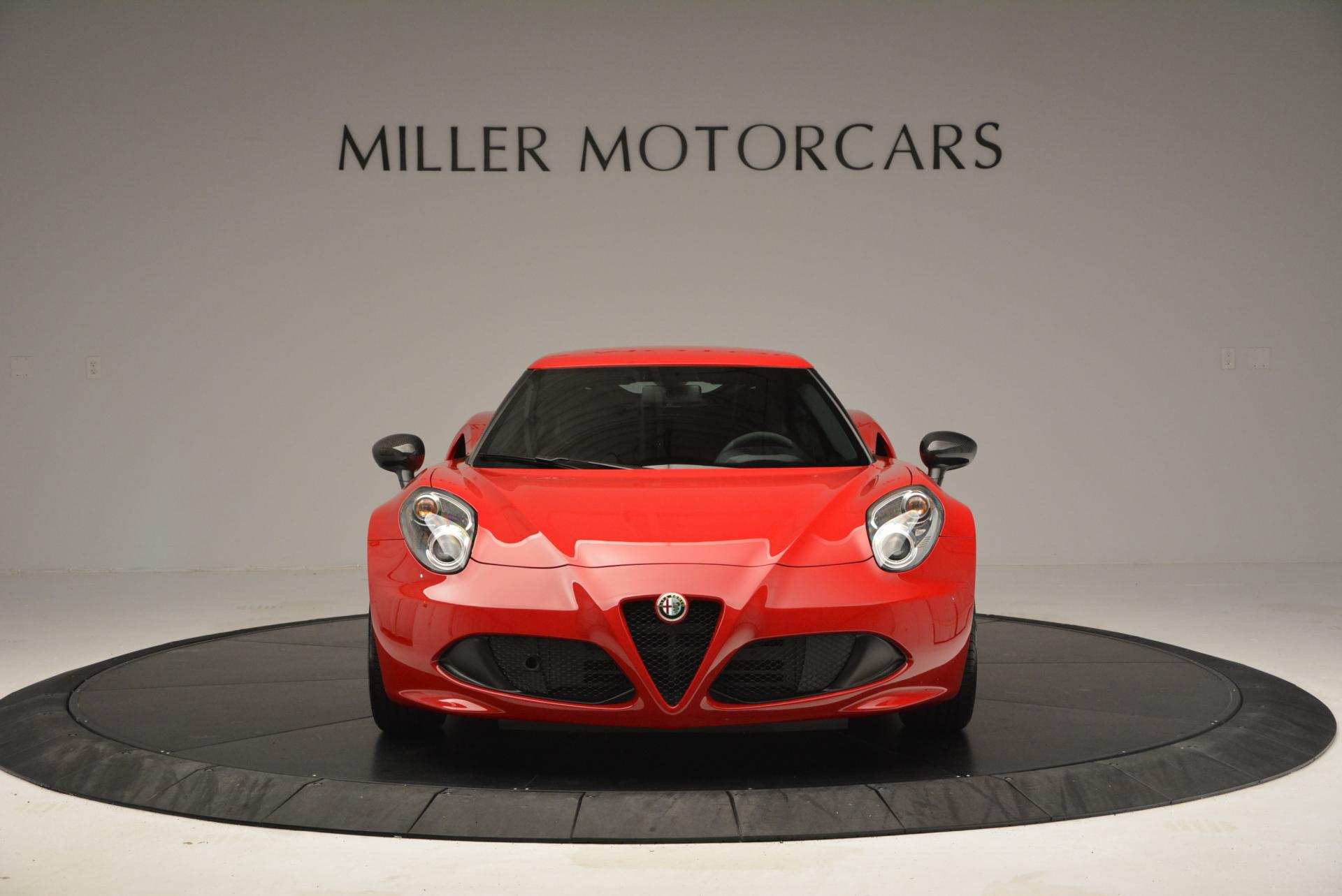 Used 2015 Alfa Romeo 4C  For Sale In Greenwich, CT 3_p12