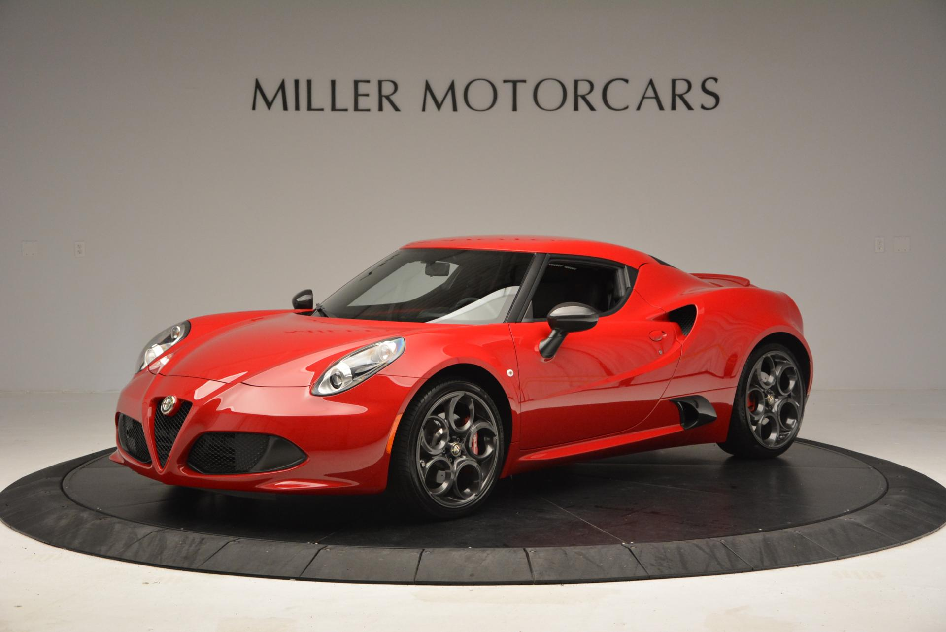 Used 2015 Alfa Romeo 4C  For Sale In Greenwich, CT 3_p2
