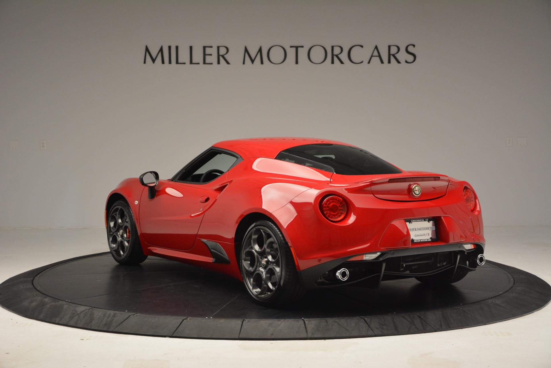 Used 2015 Alfa Romeo 4C  For Sale In Greenwich, CT 3_p5