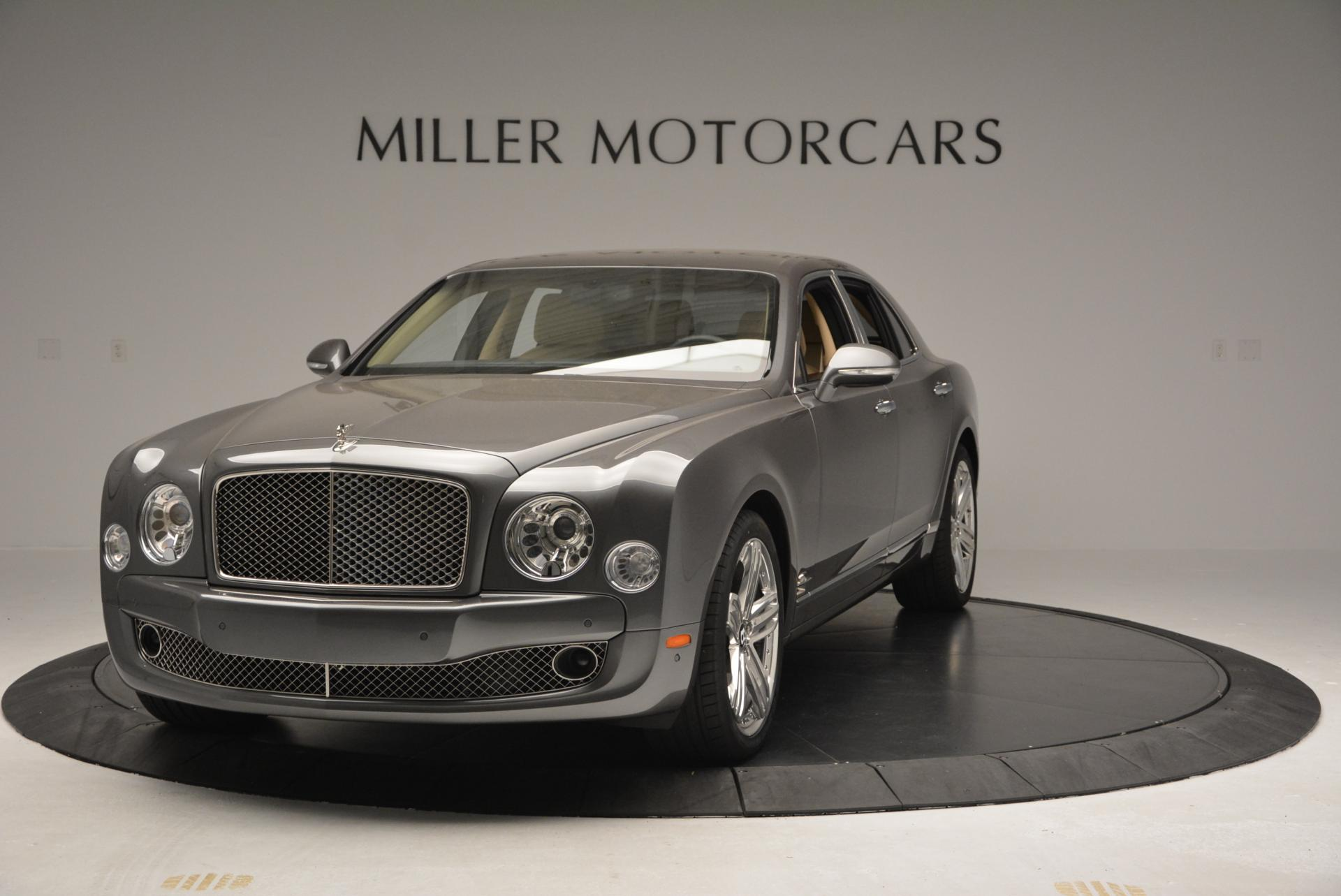 Used 2011 Bentley Mulsanne  For Sale In Greenwich, CT 30_main