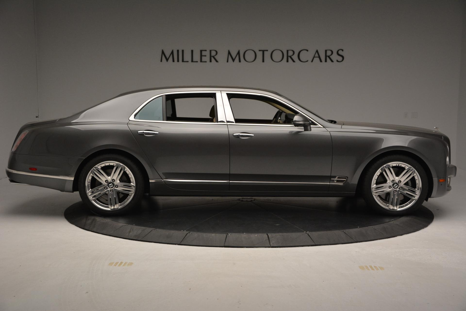 Used 2011 Bentley Mulsanne  For Sale In Greenwich, CT 30_p9