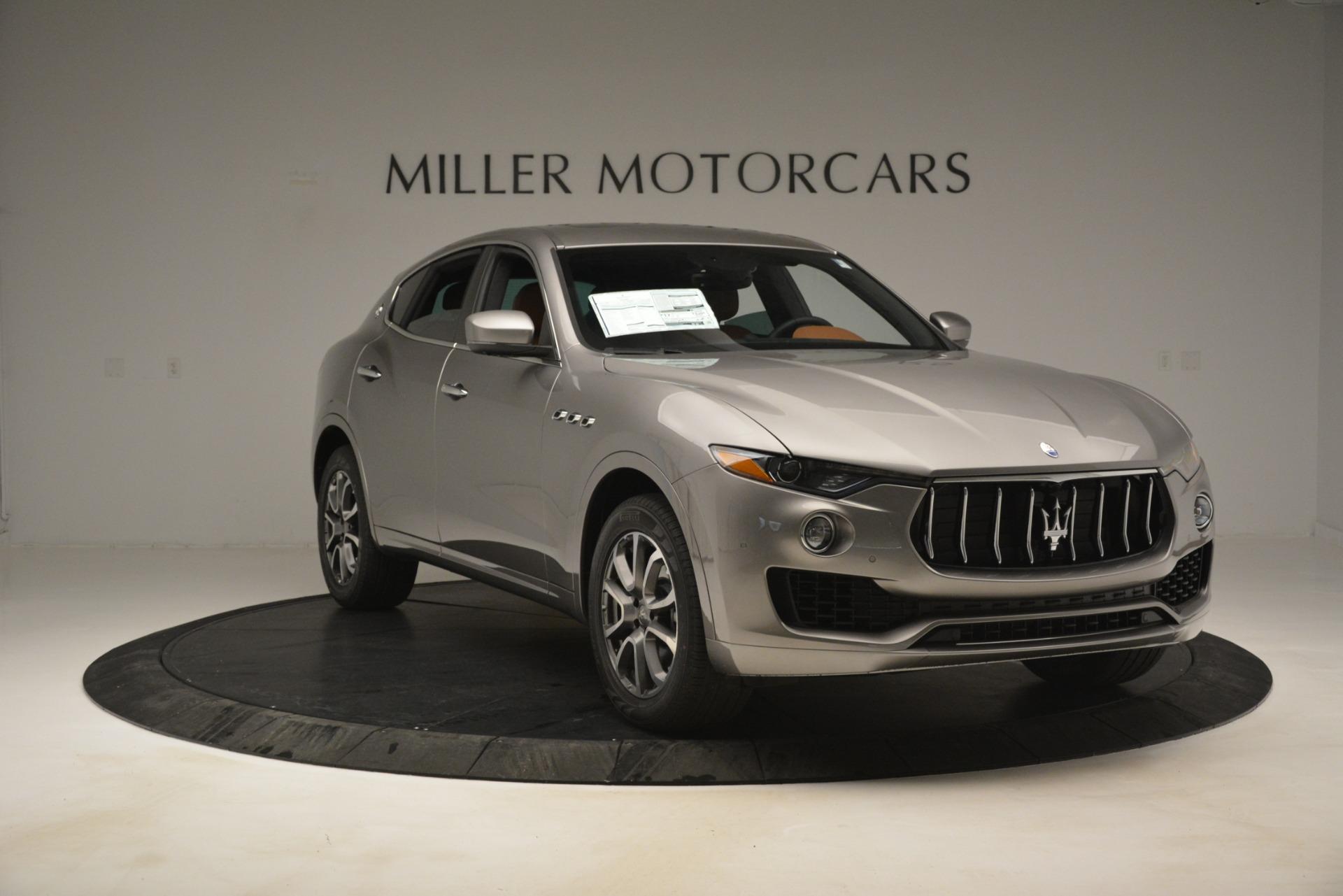 New 2019 Maserati Levante Q4 For Sale In Greenwich, CT 3002_p11