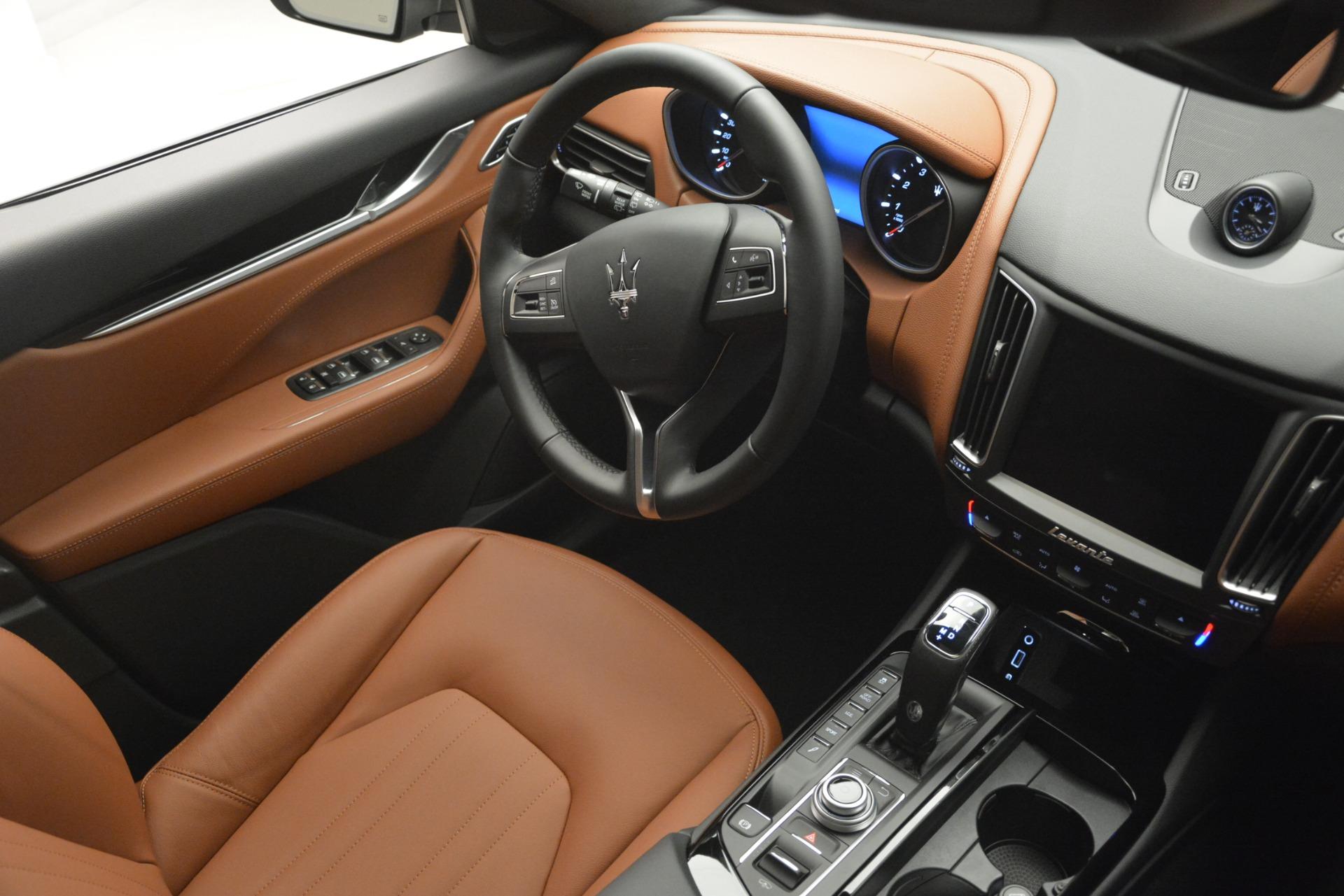 New 2019 Maserati Levante Q4 For Sale In Greenwich, CT 3002_p15