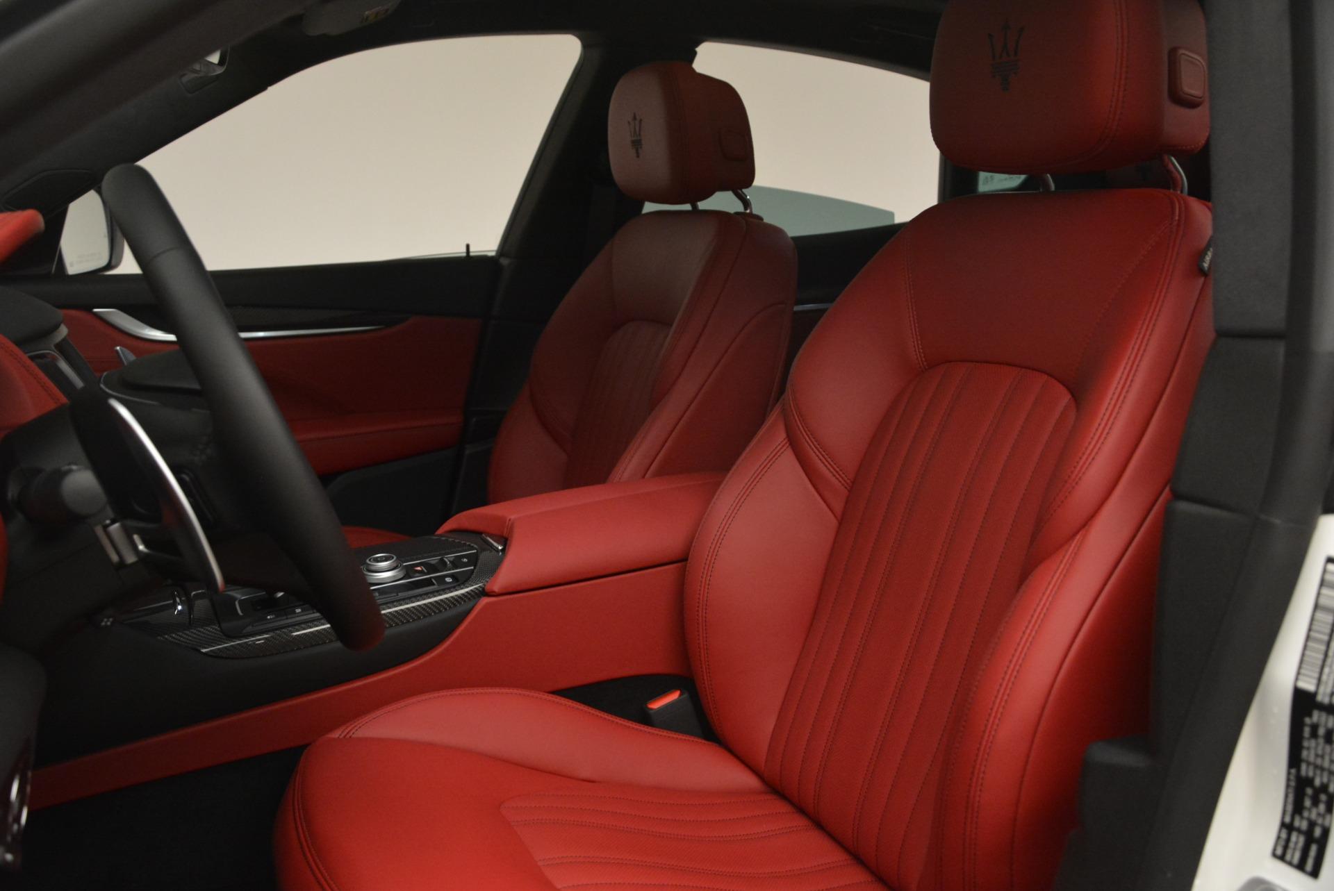 New 2019 Maserati Levante S Q4 GranLusso For Sale In Greenwich, CT 3003_p15