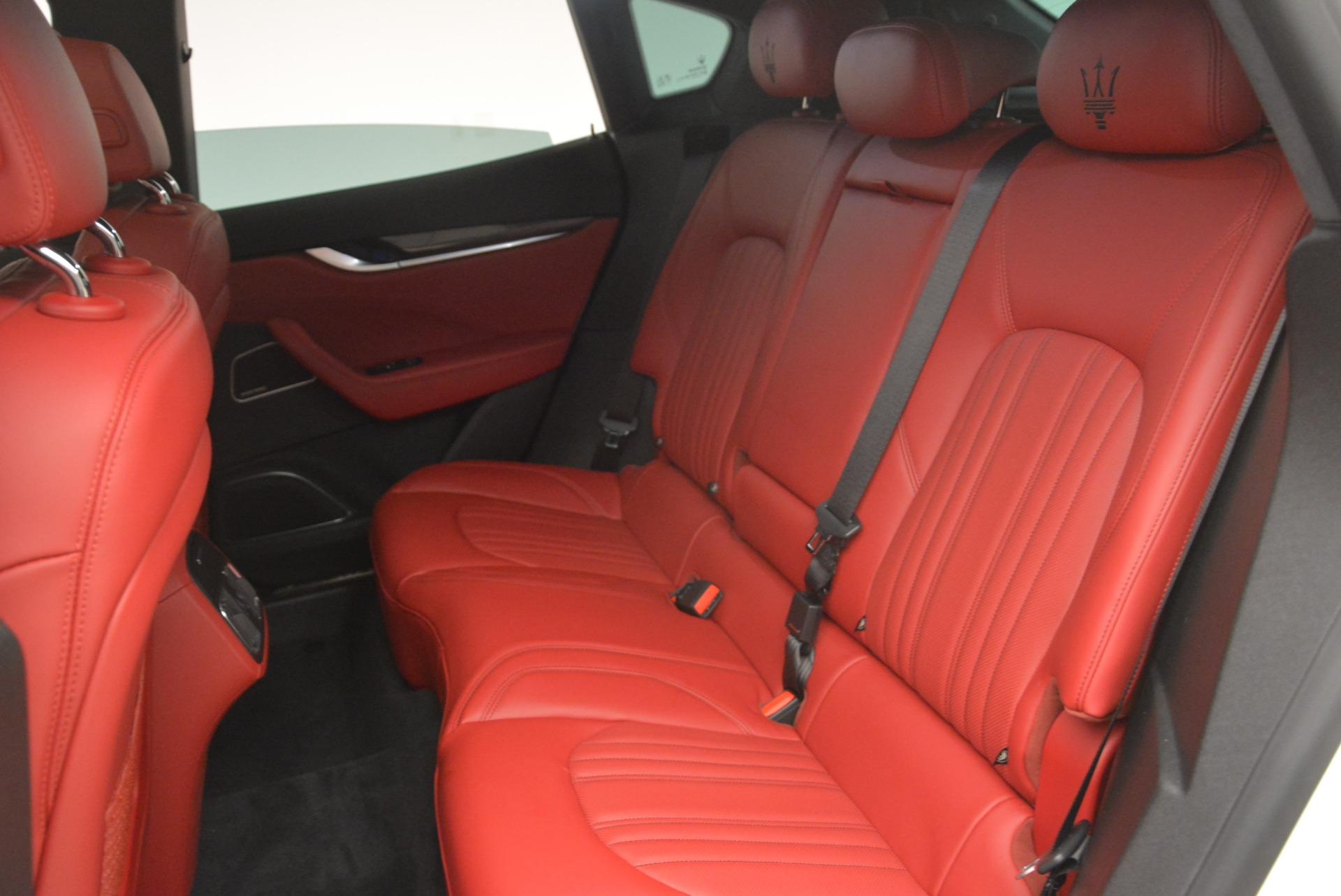 New 2019 Maserati Levante S Q4 GranLusso For Sale In Greenwich, CT 3003_p18