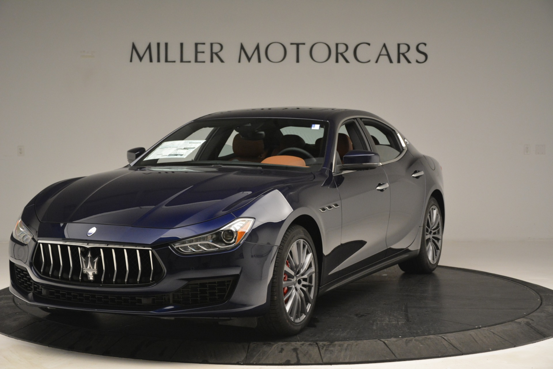 New 2019 Maserati Ghibli S Q4 For Sale In Greenwich, CT 3004_main