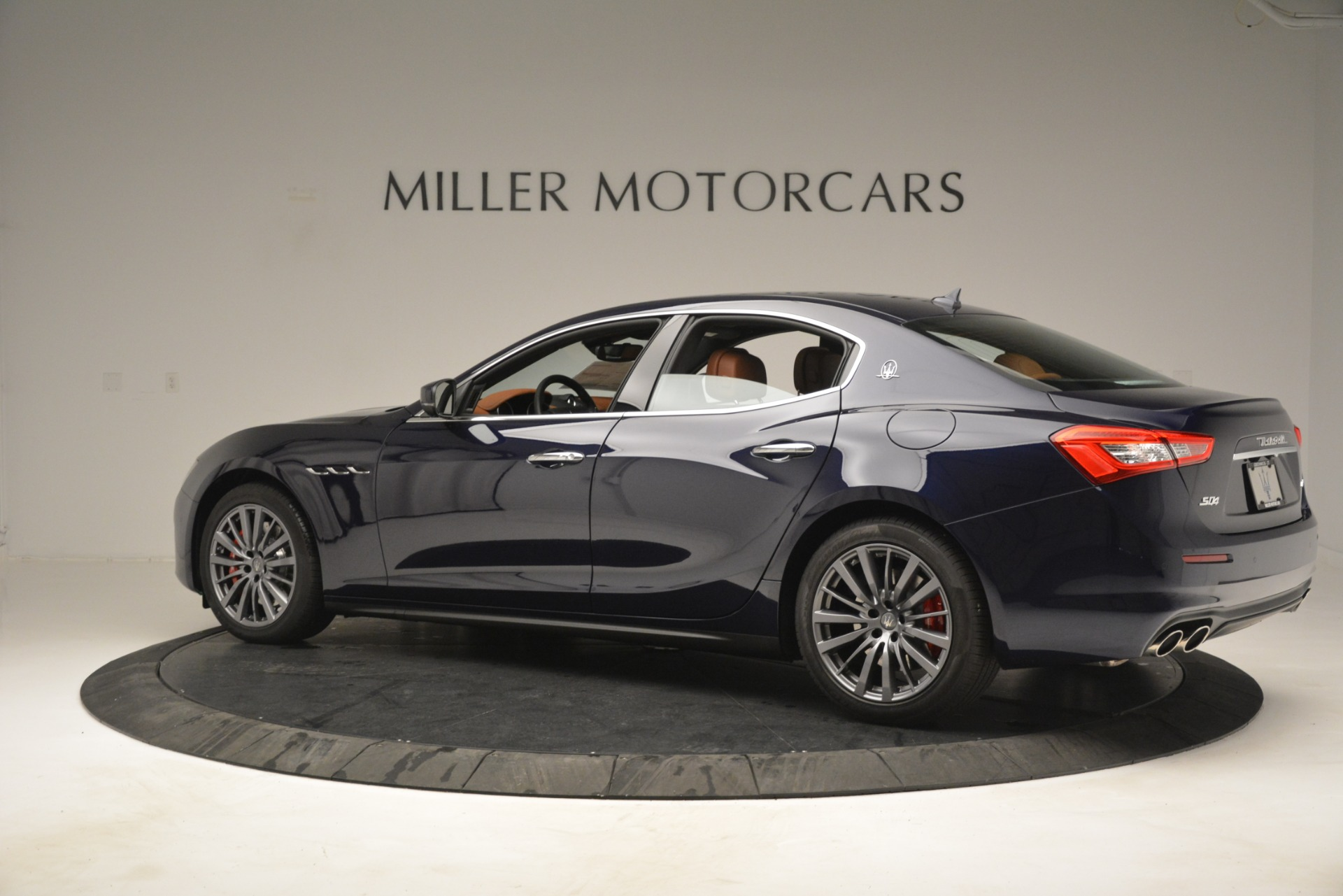 New 2019 Maserati Ghibli S Q4 For Sale In Greenwich, CT 3004_p4