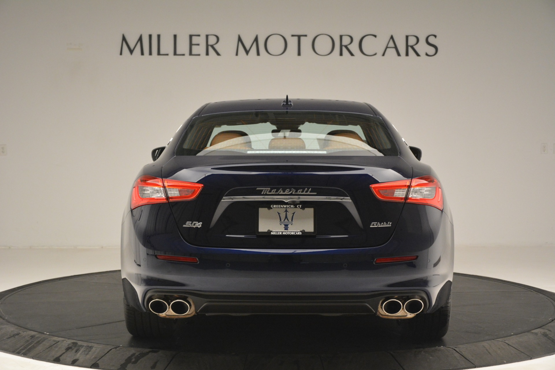New 2019 Maserati Ghibli S Q4 For Sale In Greenwich, CT 3004_p6