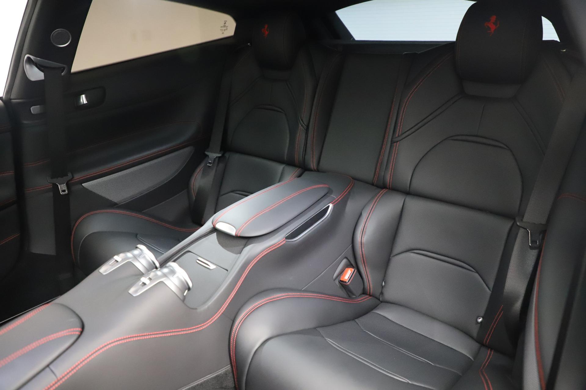 Used 2018 Ferrari GTC4Lusso  For Sale In Greenwich, CT 3005_p16