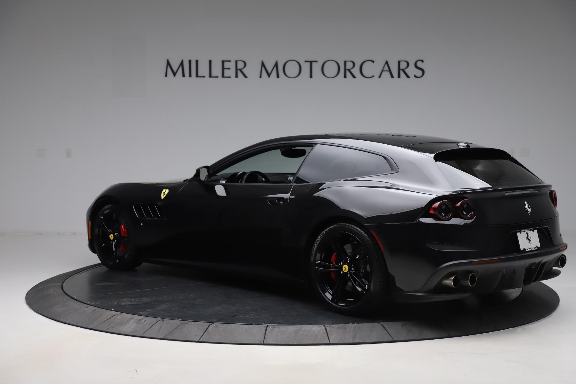 Used 2018 Ferrari GTC4Lusso  For Sale In Greenwich, CT 3005_p4