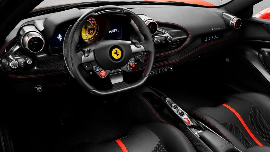 New 2020 Ferrari F8 Tributo  For Sale In Greenwich, CT 3006_p6