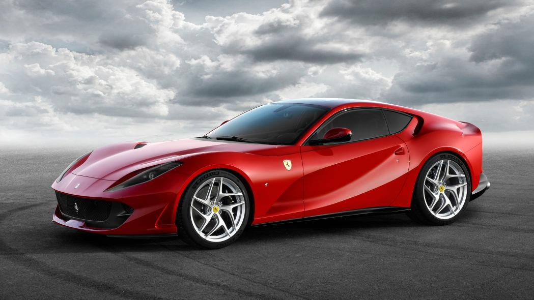 New 2019 Ferrari 812 Superfast  For Sale In Greenwich, CT 3007_main