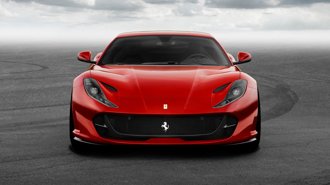 New 2019 Ferrari 812 Superfast  For Sale In Greenwich, CT 3007_p4