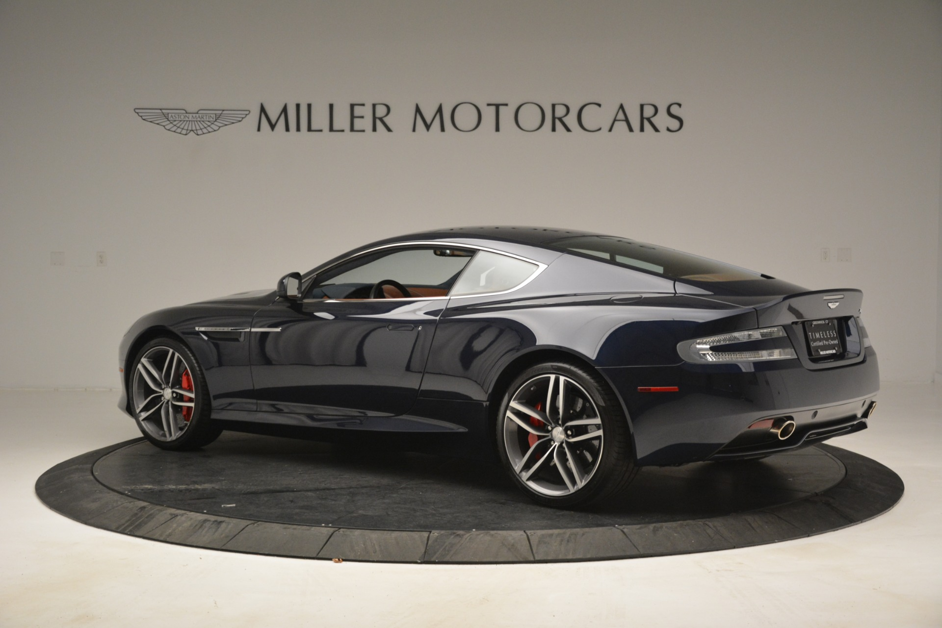 Used 2014 Aston Martin DB9 Coupe For Sale In Greenwich, CT 3010_p4