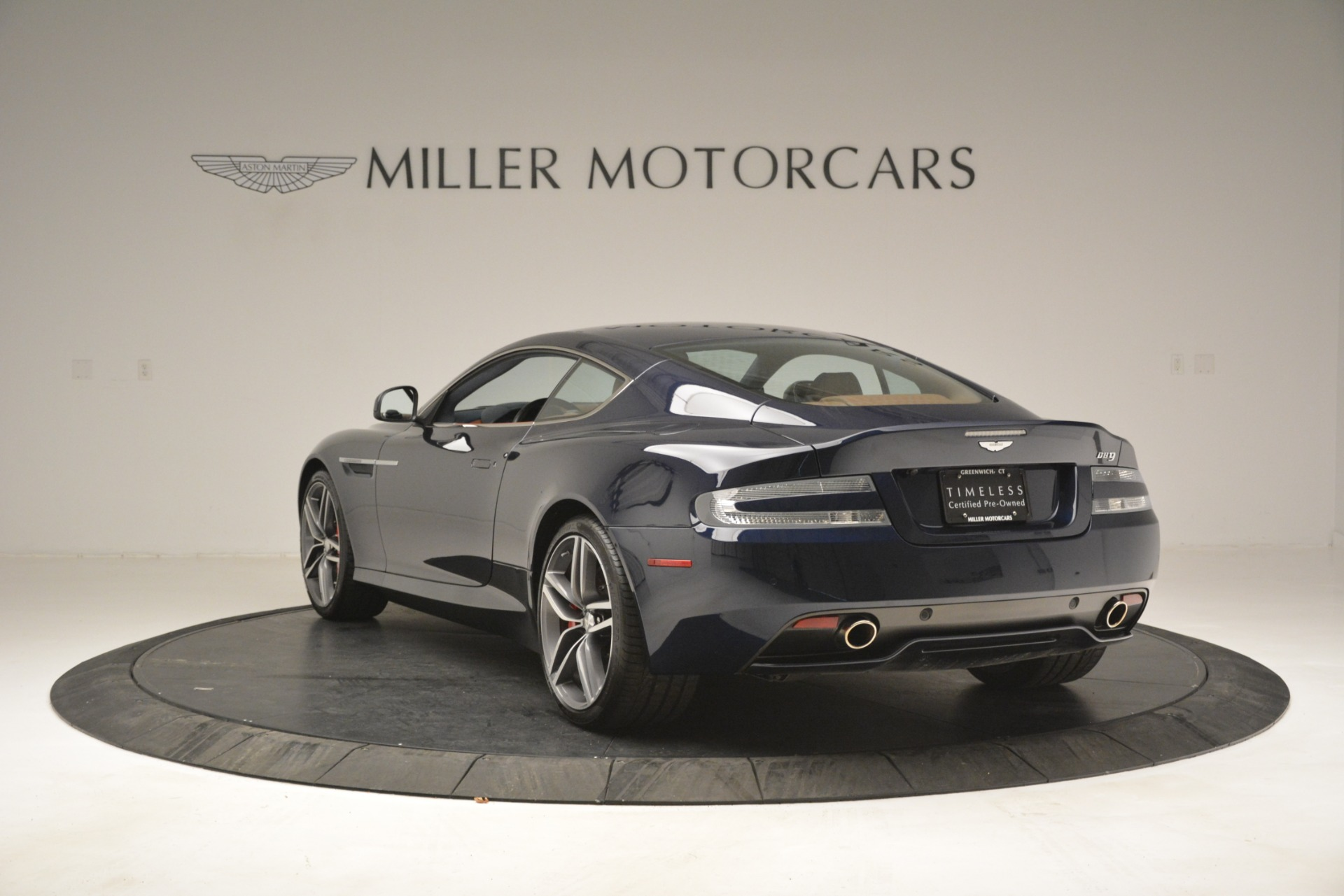 Used 2014 Aston Martin DB9 Coupe For Sale In Greenwich, CT 3010_p5