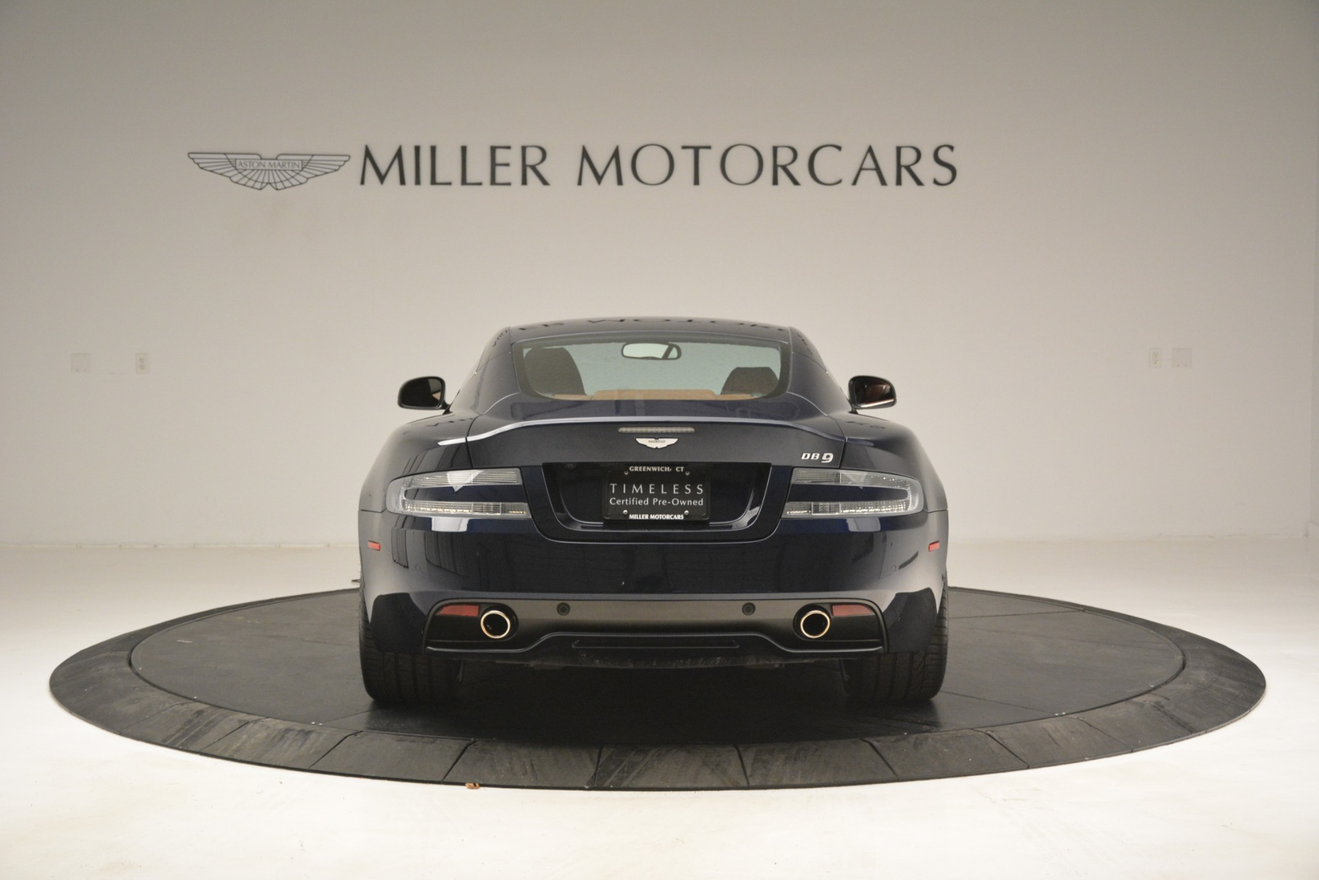 Used 2014 Aston Martin DB9 Coupe For Sale In Greenwich, CT 3010_p6