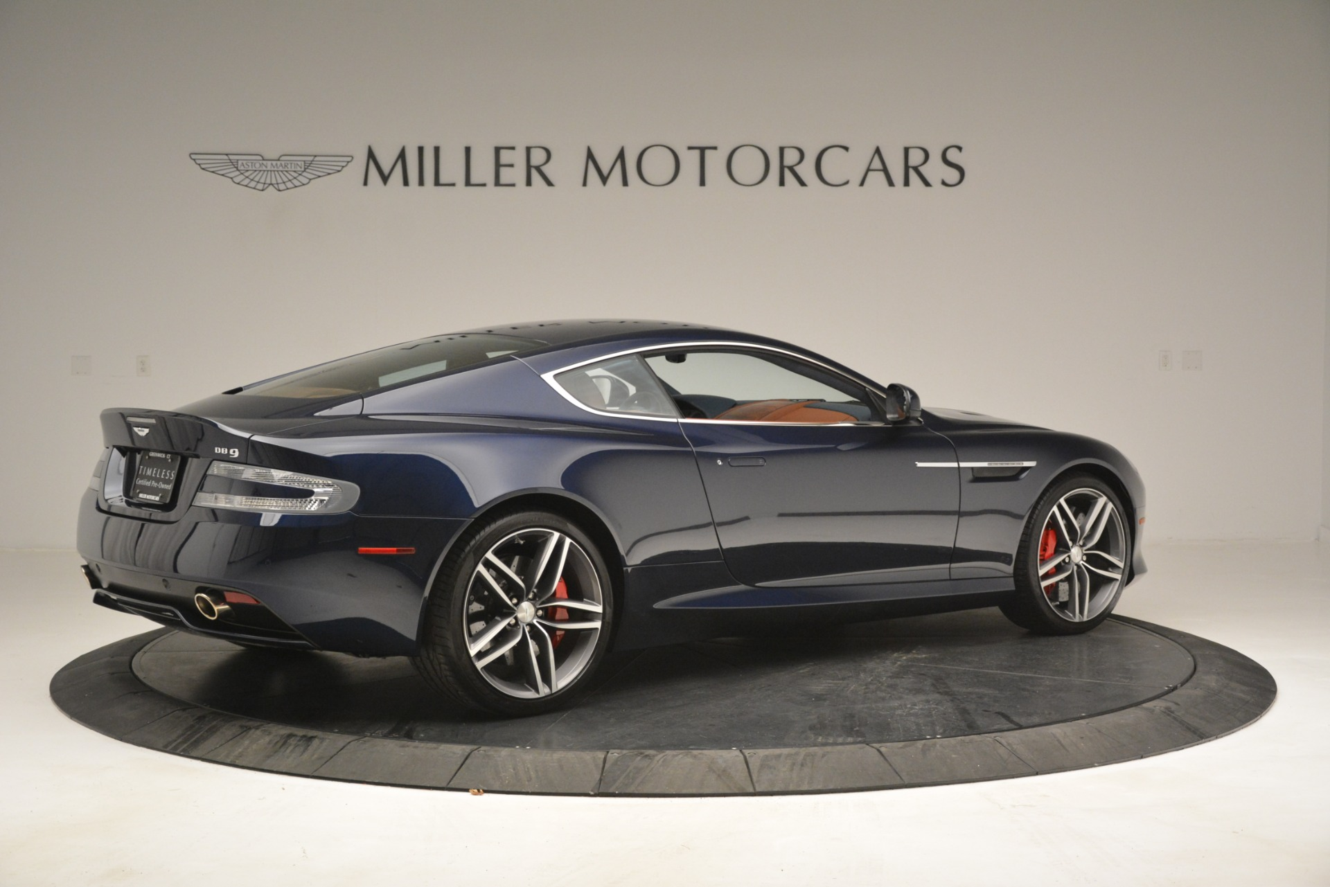 Used 2014 Aston Martin DB9 Coupe For Sale In Greenwich, CT 3010_p8