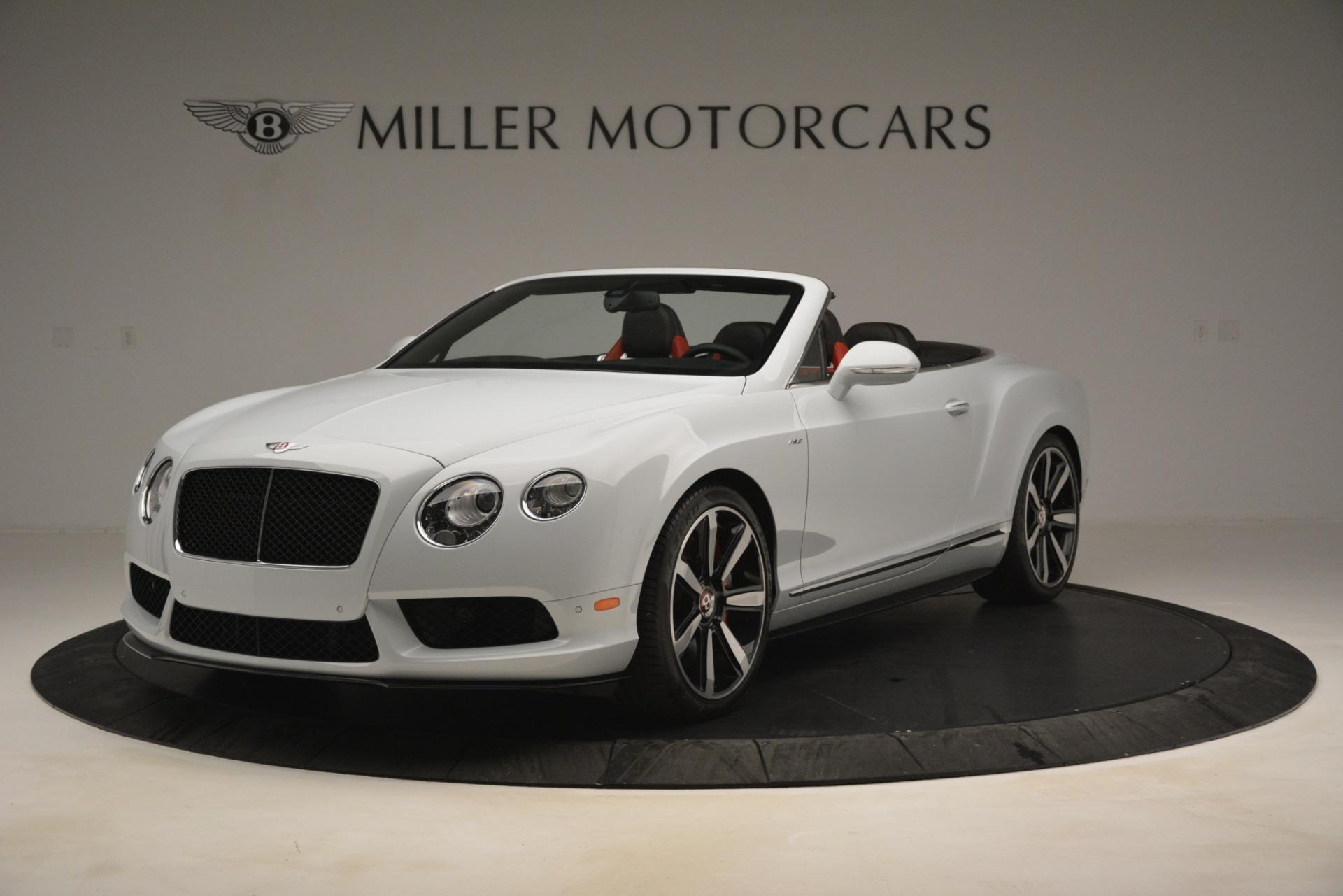 Used 2014 Bentley Continental GT V8 S For Sale In Greenwich, CT 3011_main